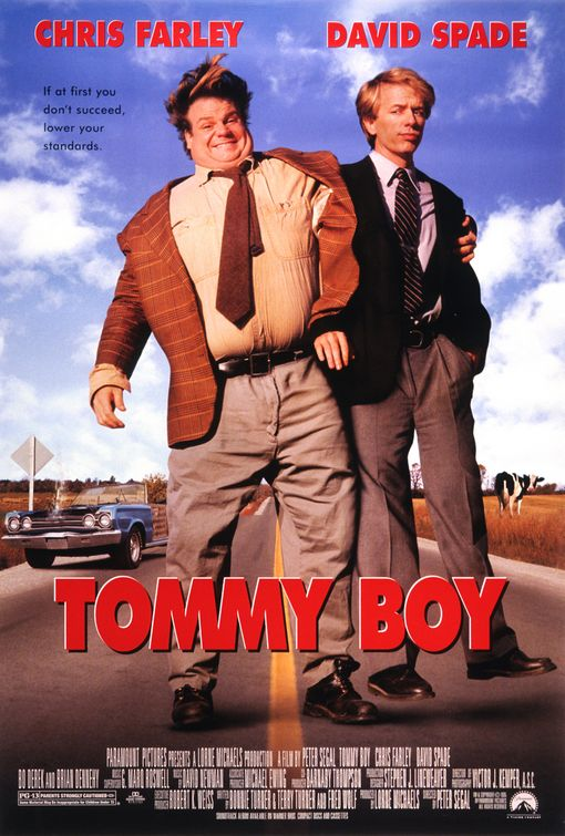 Tommy Boy Actor Character Match Game