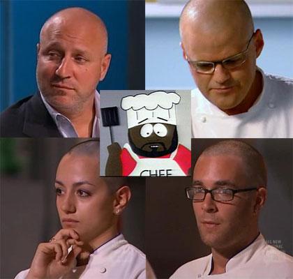 Top Chef Season Two Highlights