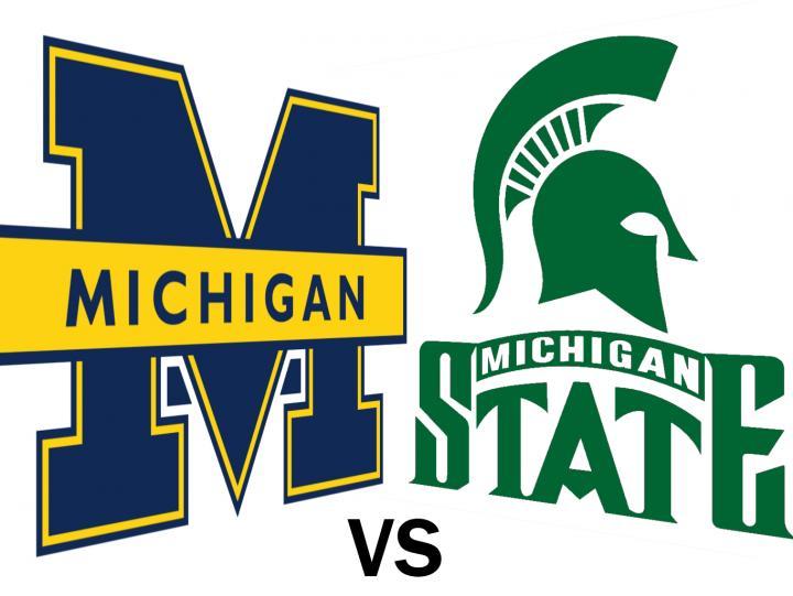 Michigan vs. Michigan State Football Rivalry