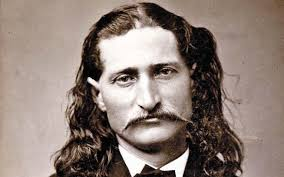 Wild Bill Hickok of the American Old West
