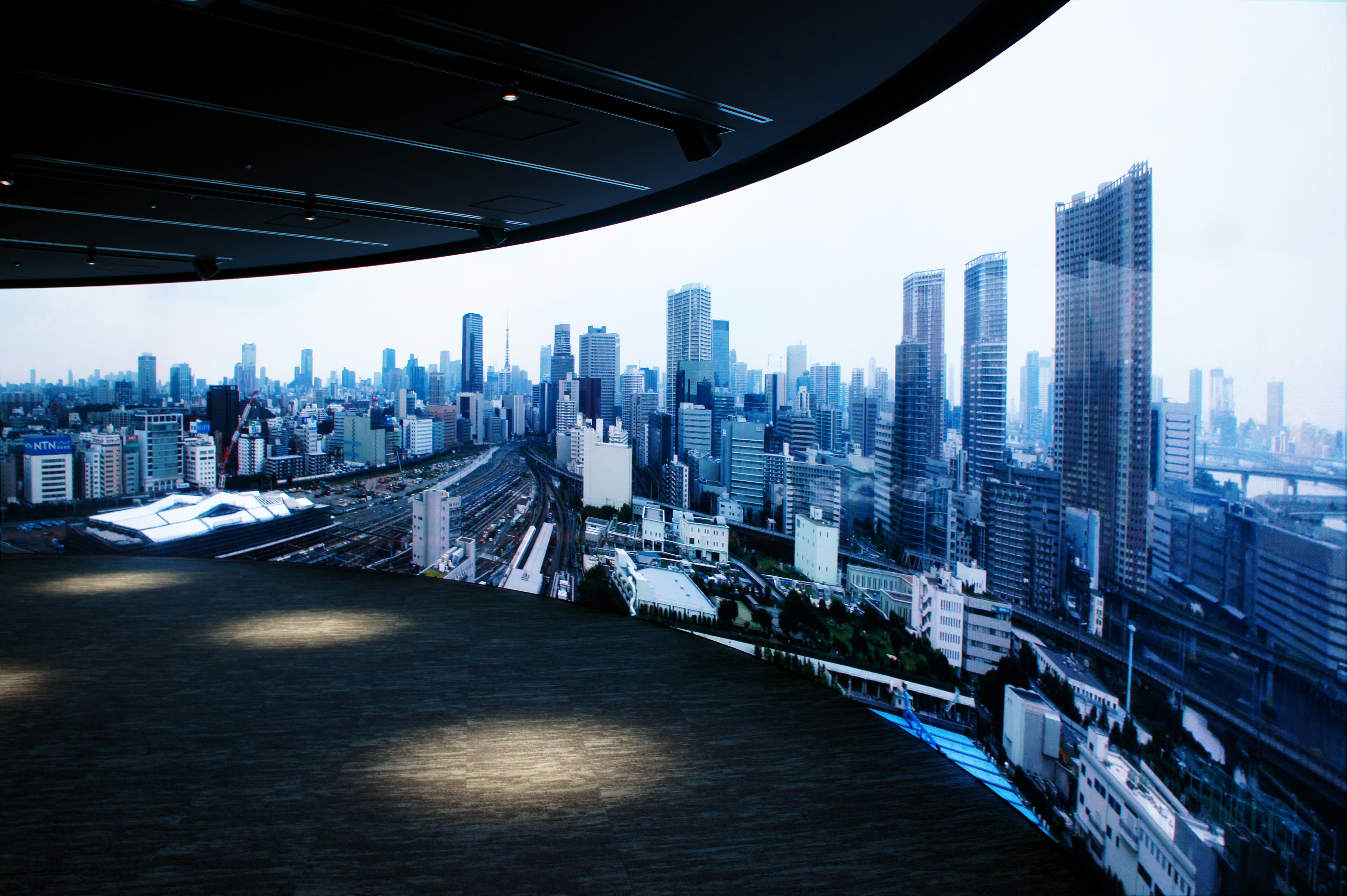 Sony delivers Crystal LED display system to NTT DOCOMO