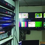 NTV Gets Up to Speed with Wireless Live Streaming