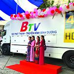 Vietnam Gets its First 4K Outside Broadcast Van