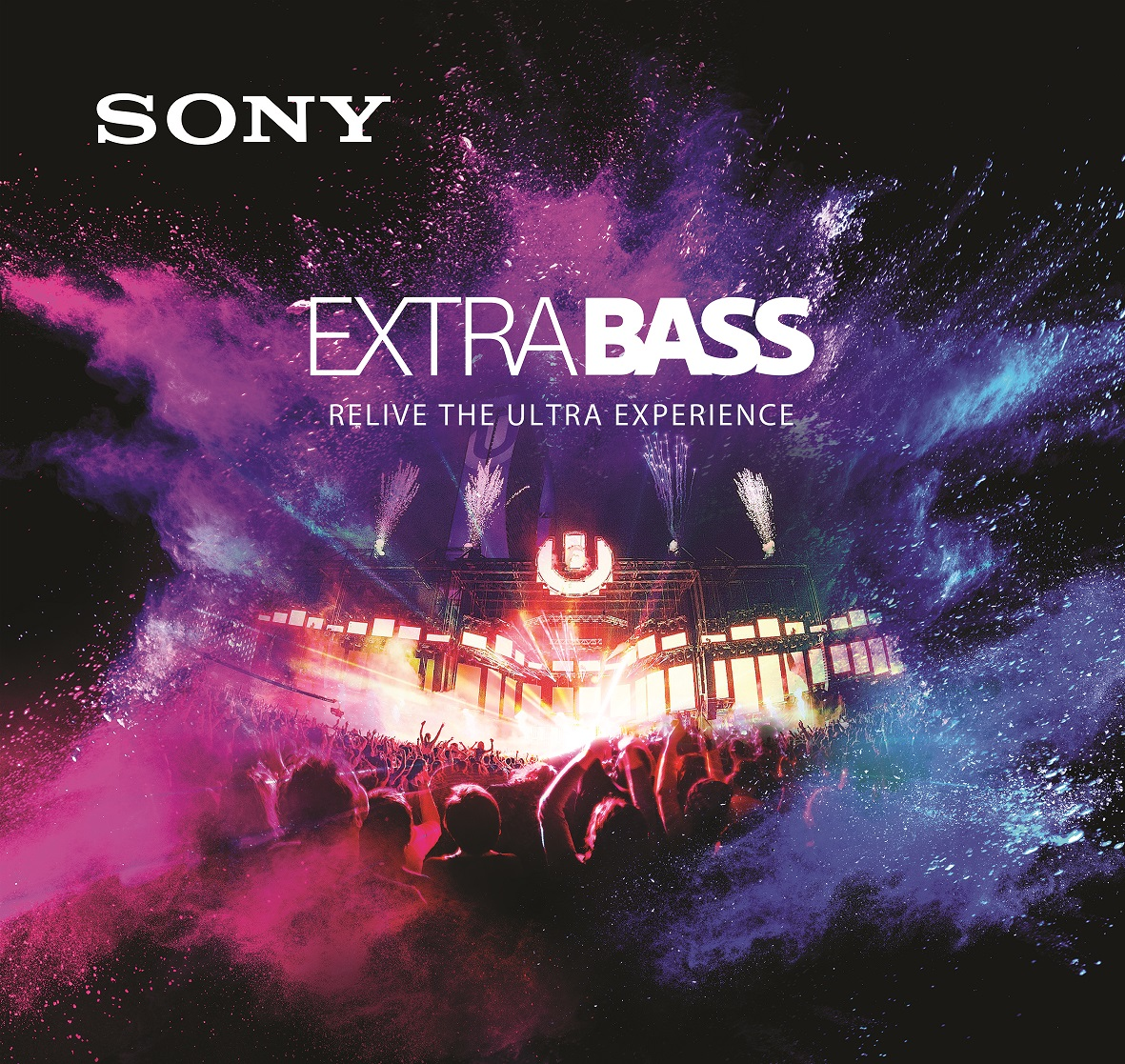 Power Up the ULTRA Experience with Sony's EXTRA BASS™