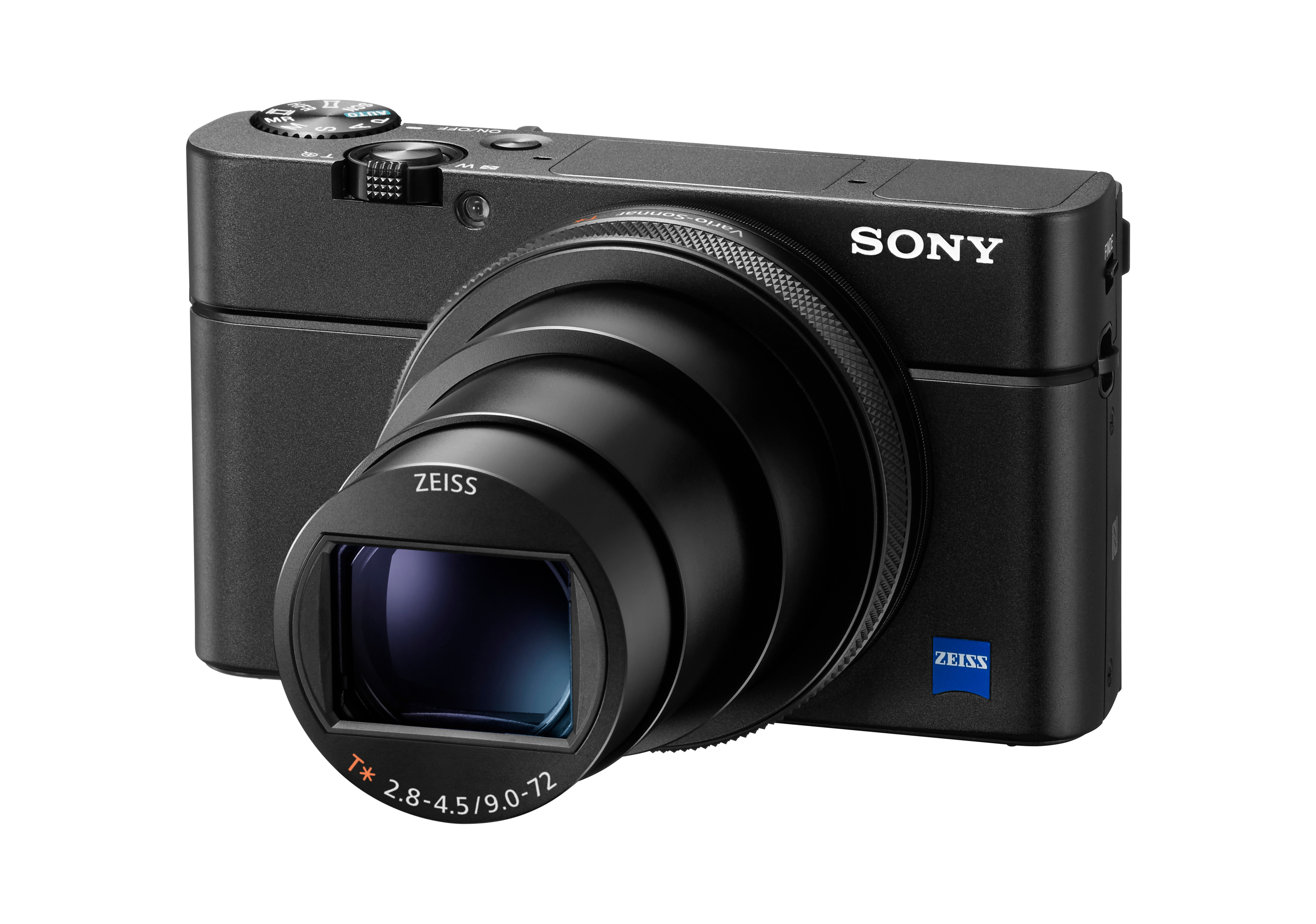 Sony's New RX100 VI Combines Versatile 24-200mm Large Aperture, High Magnification Zoom Lens with World's Fastest AF Speed