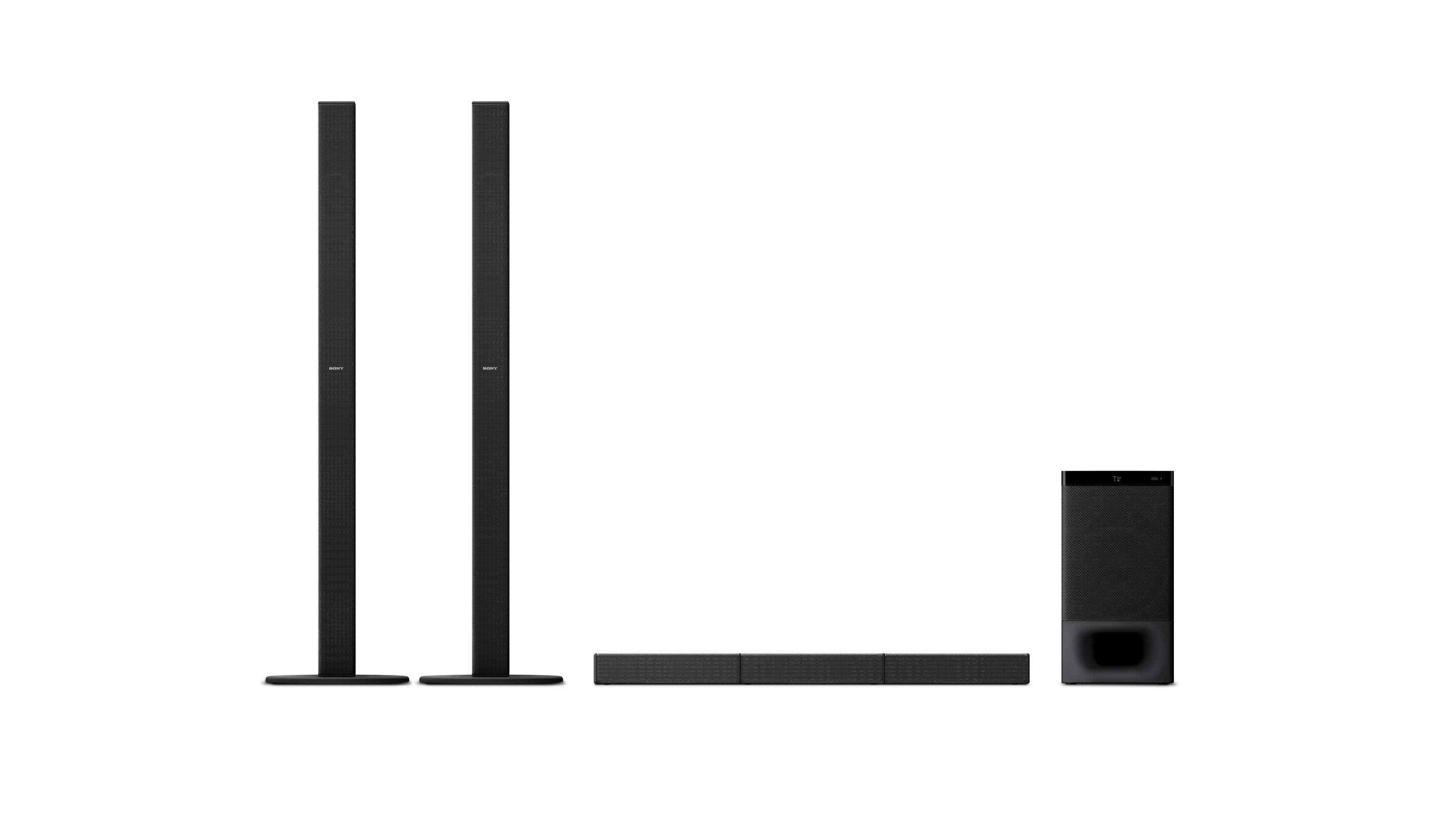 Sony introduces 5.1 channel Soundbar Home Theatre Systems HT-S700RF & HT-S500RF