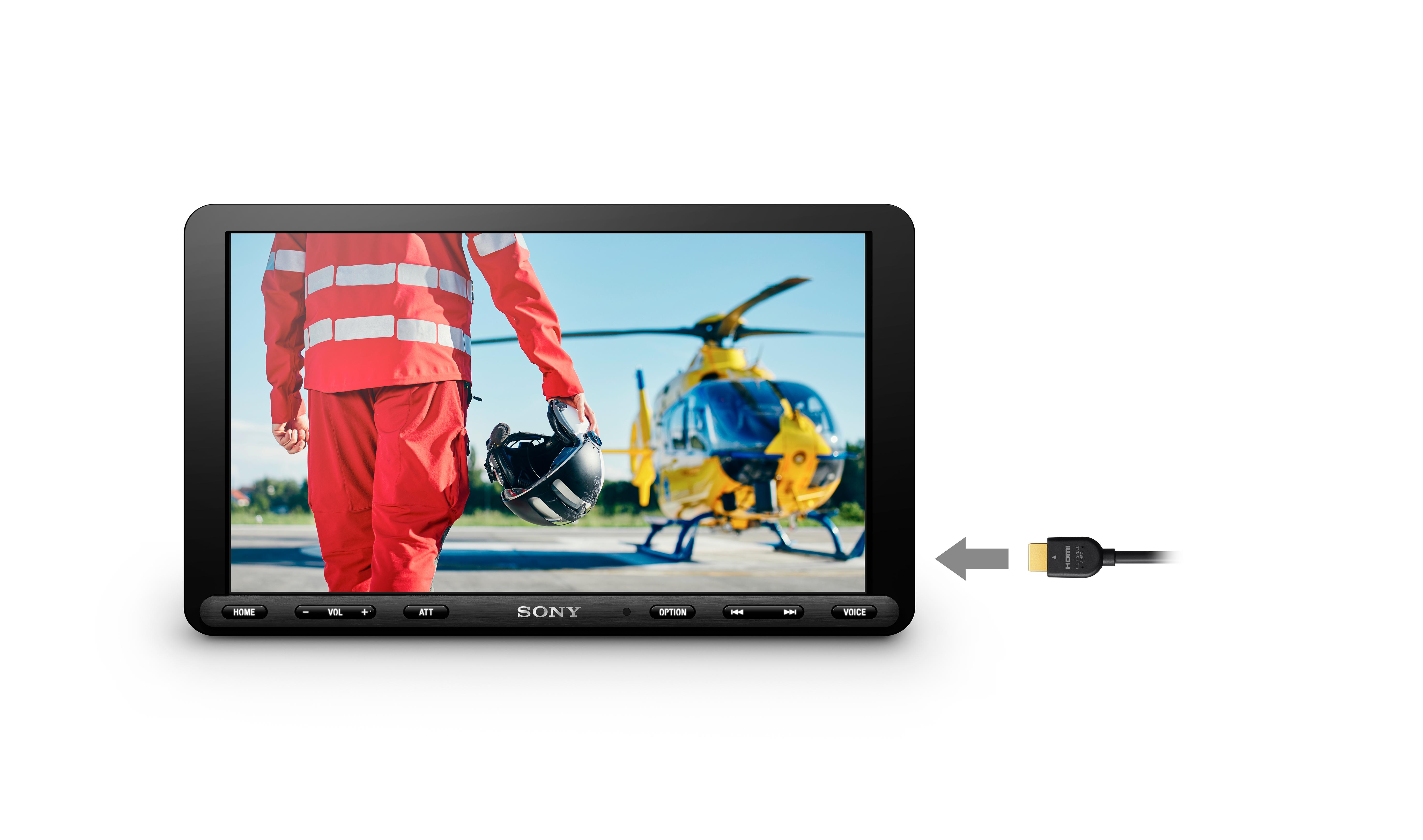 XAV-AX8100_Others_Front_HDMI
