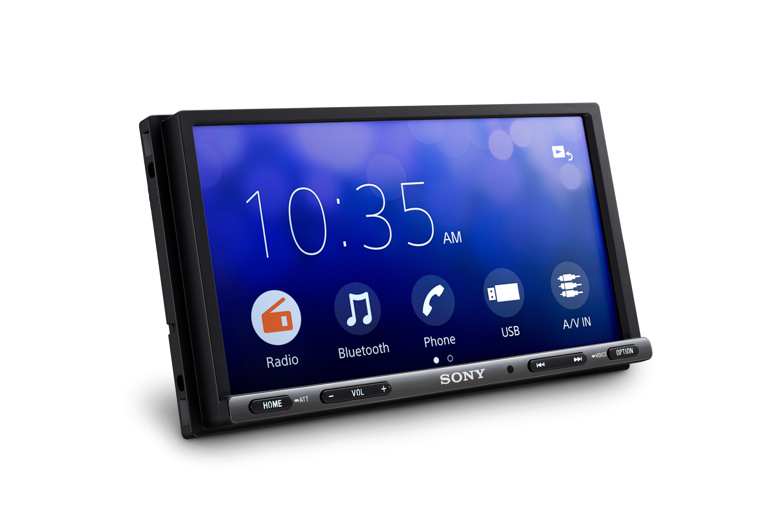 No more mundane car rides with Sony's new XAV-AX3200