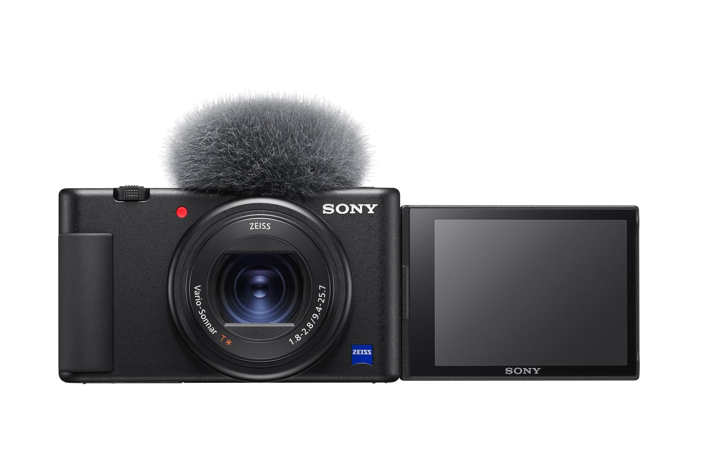 سوني الشرق الأوسط وإفريقيا تطرح الكاميرا الرقمية الجديدة  ZV-1 في دولة الإمارات والمصممة لإنشاء مدوّنات الفيديو