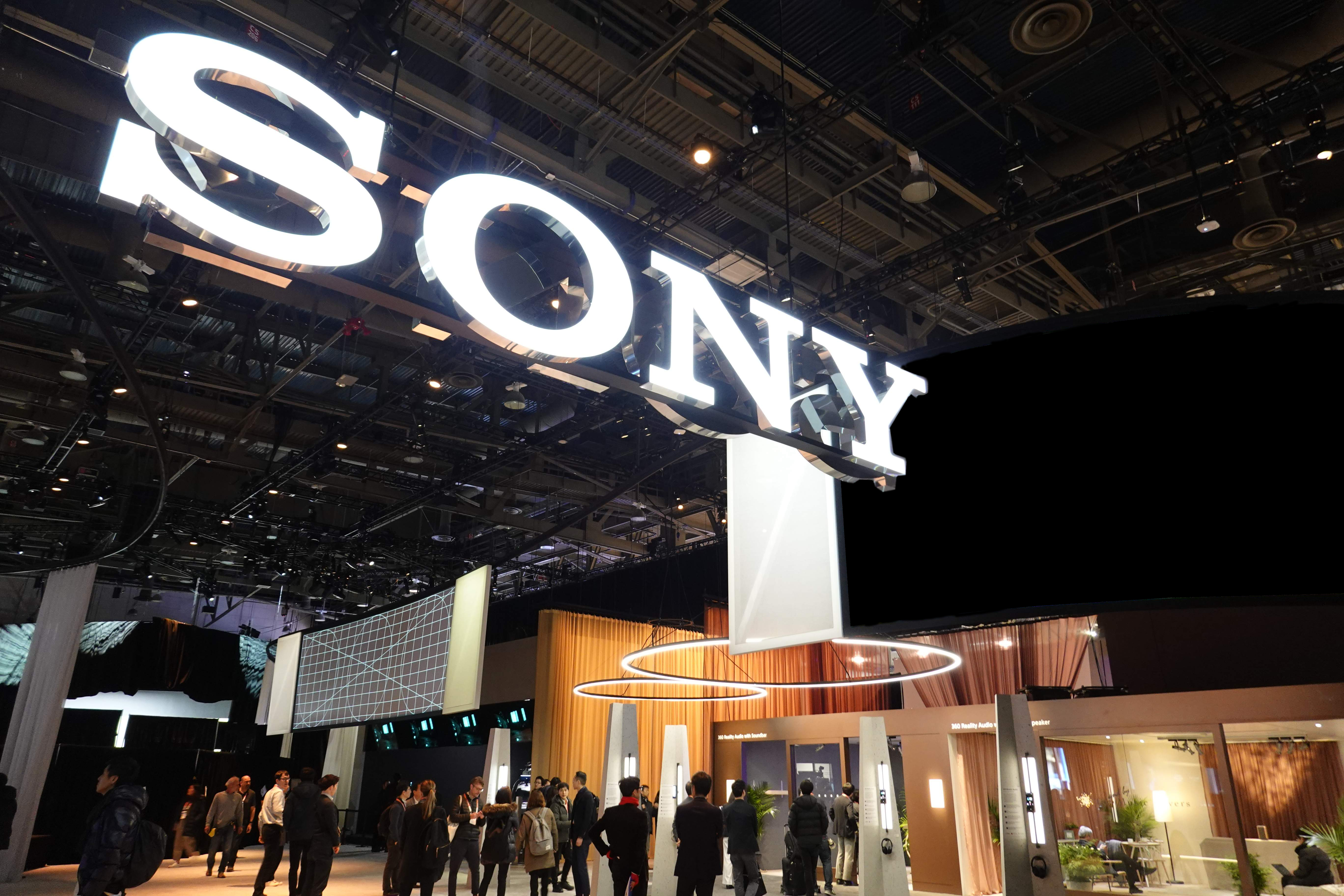 "Sony Highlights its Evolution as a ""Creative Entertainment Company with a Solid Foundation of Technology"" at CES 2020"