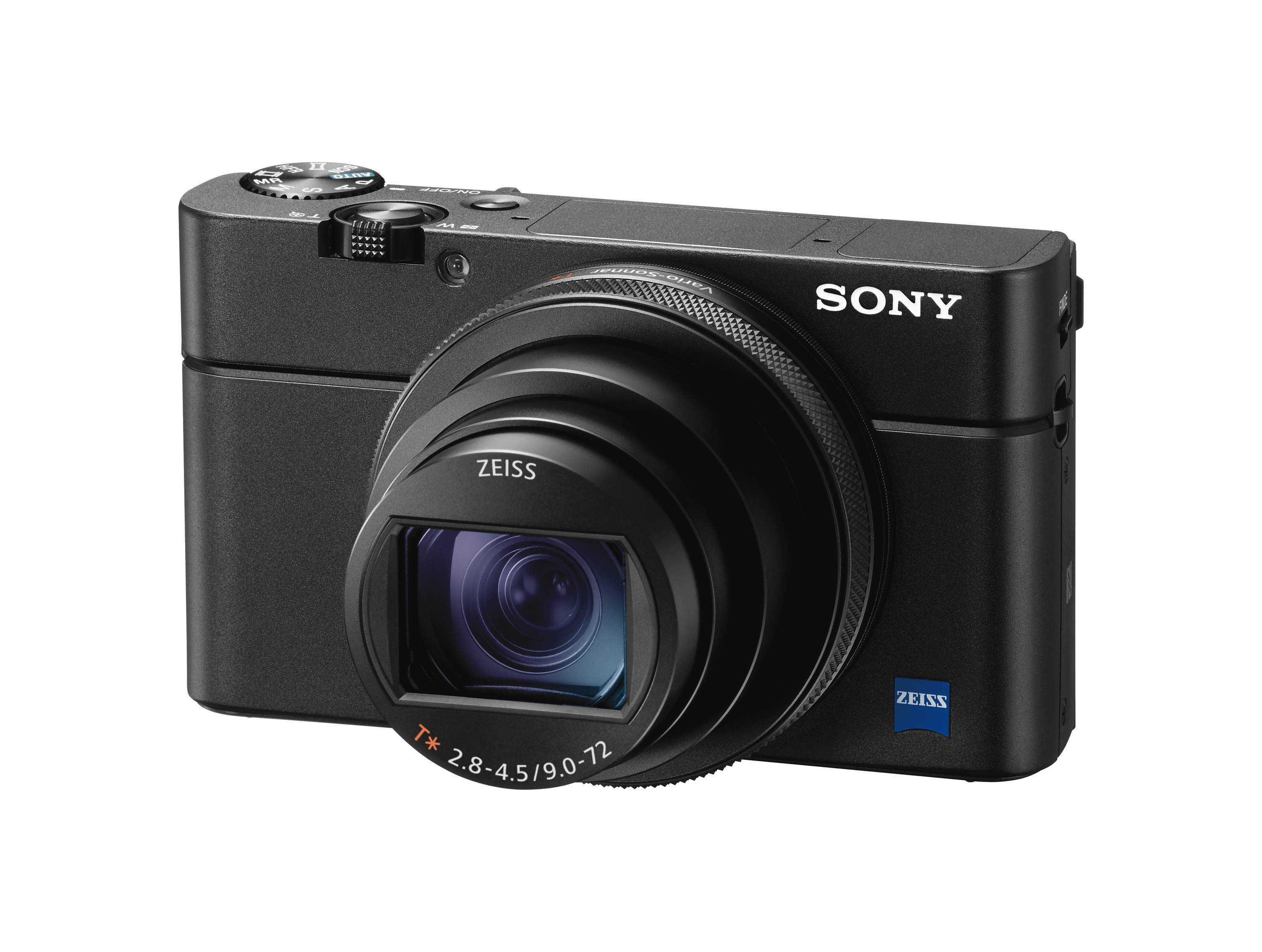 Sony's New RX100 VI Combines Versatile 24-200mm Large Aperture,