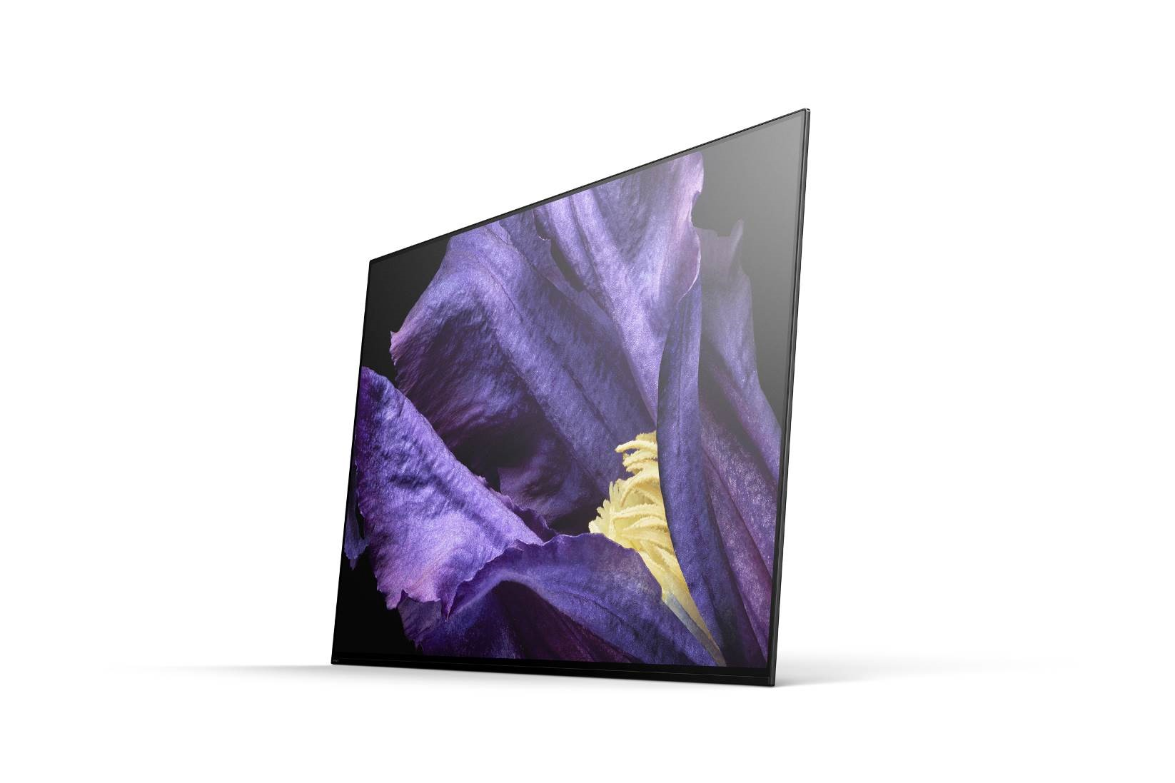 Sony Launches the MASTER Series of 4K HDR TVs with the A9F OLED and Z9F LCD as the Pinnacle of Picture Quality at Home