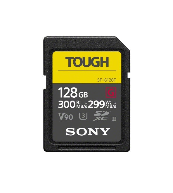 Sony Introduces World's Toughest and Fastest SD Card