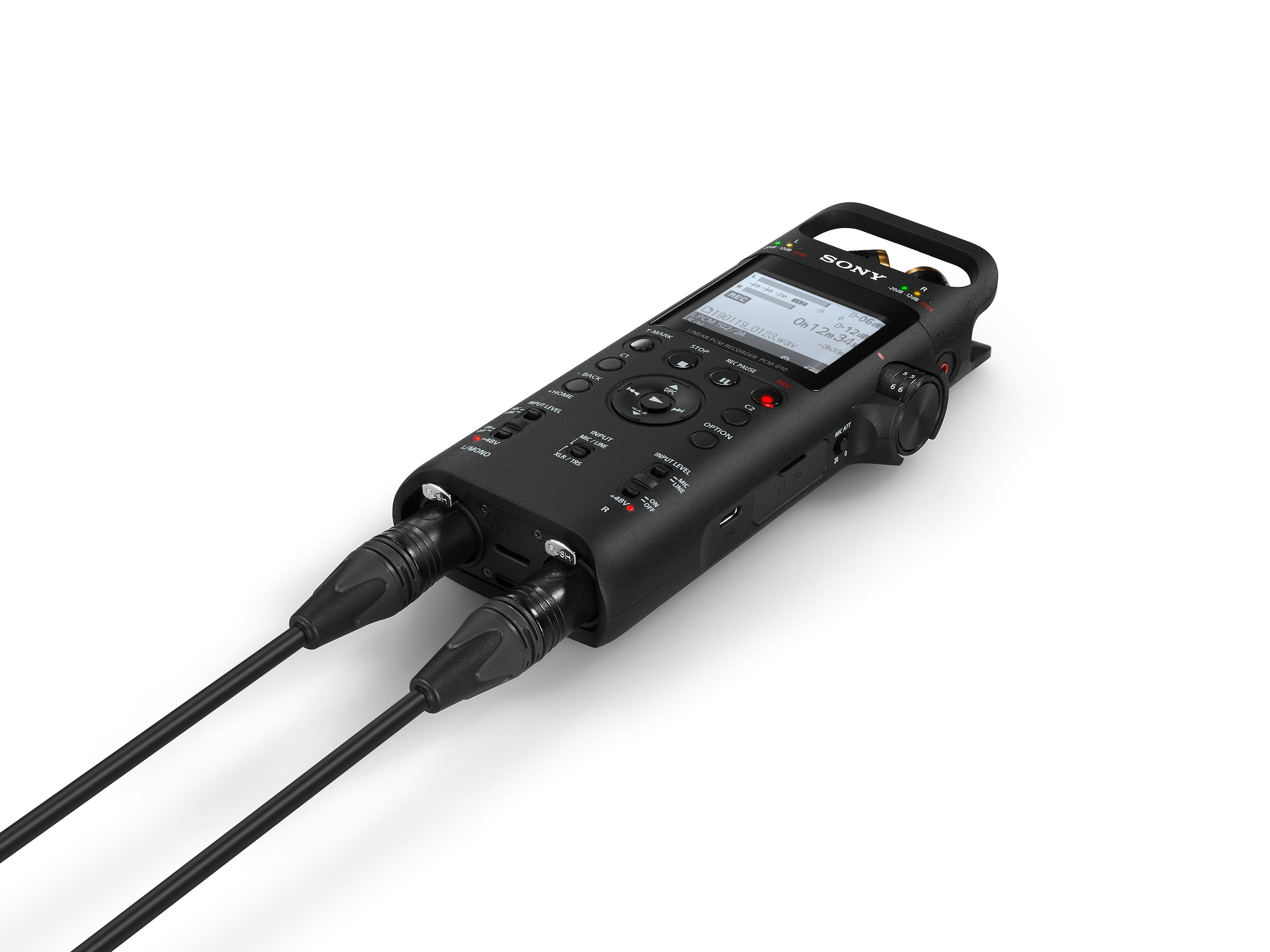 Sony Launches New PCM Recorder PCM-D10