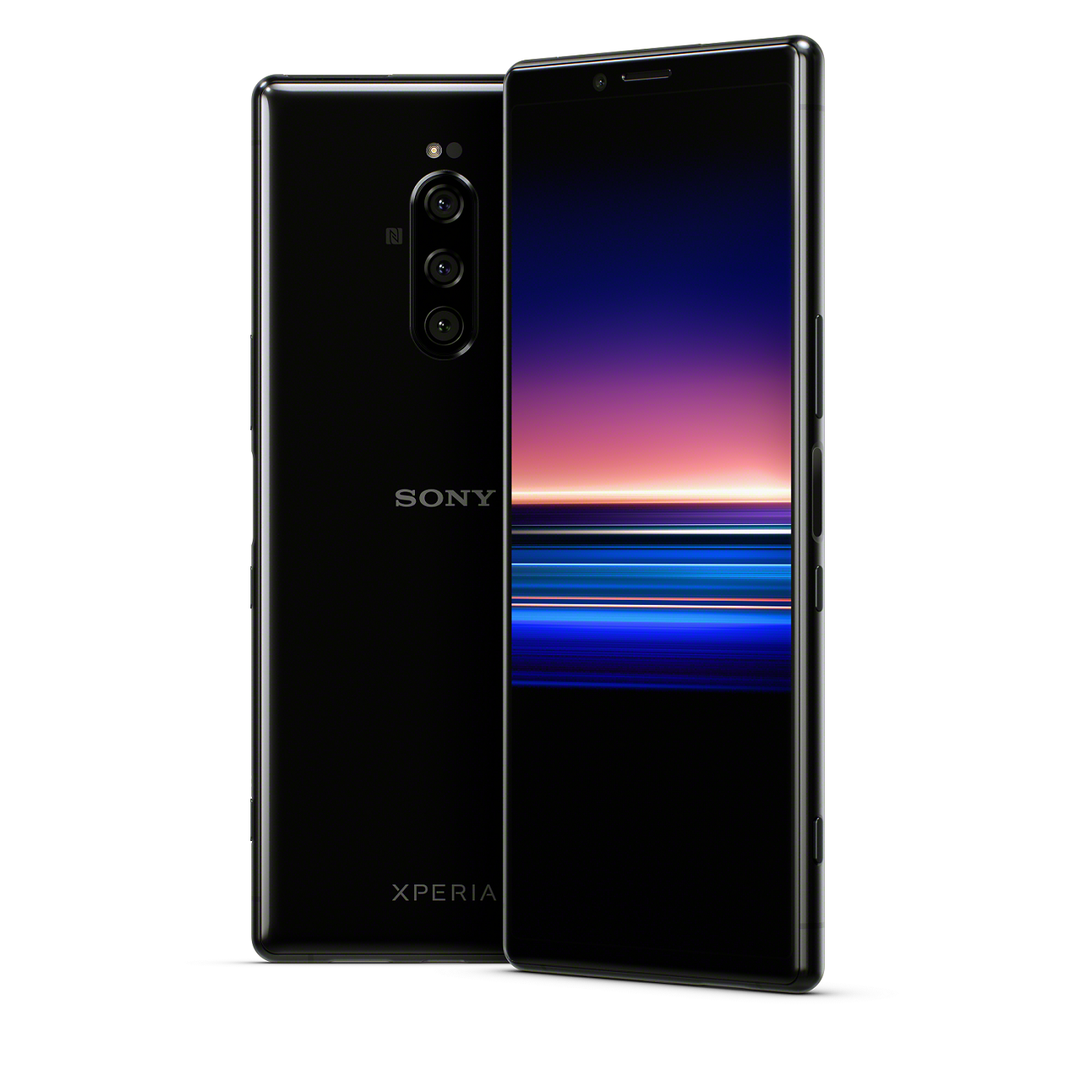 Sony launches flagship Xperia 1 for creative entertainment experiences with unprecedented professional-grade technologies