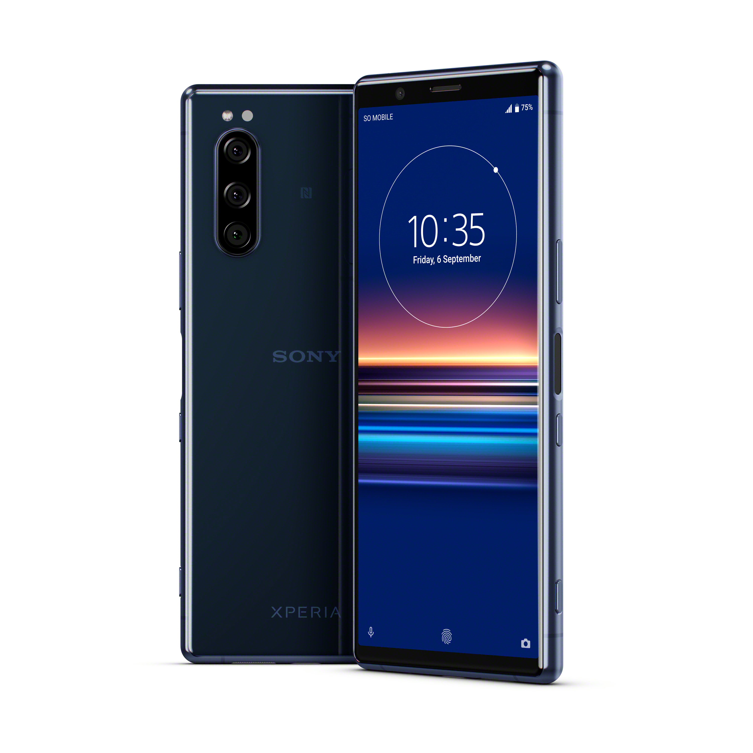 Xperia 5_group_blue_w_clock-Large