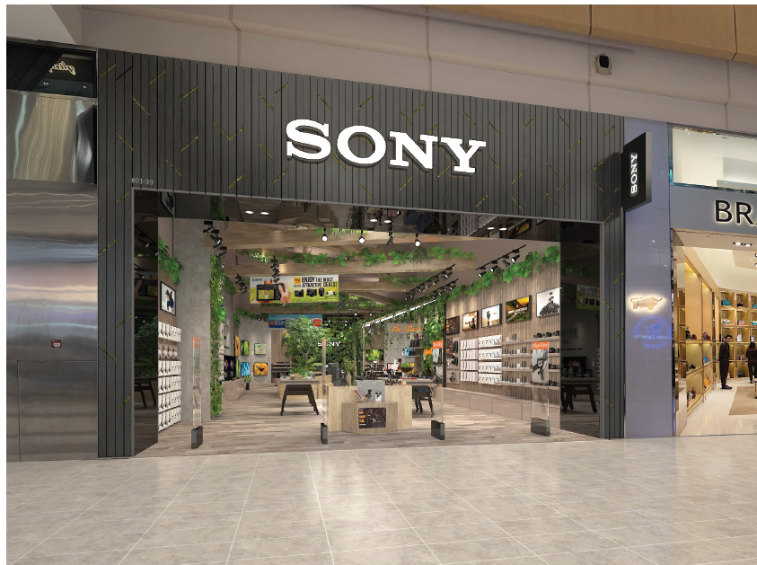 SONY LAUNCHES NEW PARK-THEMED CONCEPT STORE AT WESTGATE WITH FOCUS ON  SOCIAL VIDEOGRAPHY & VLOGGING