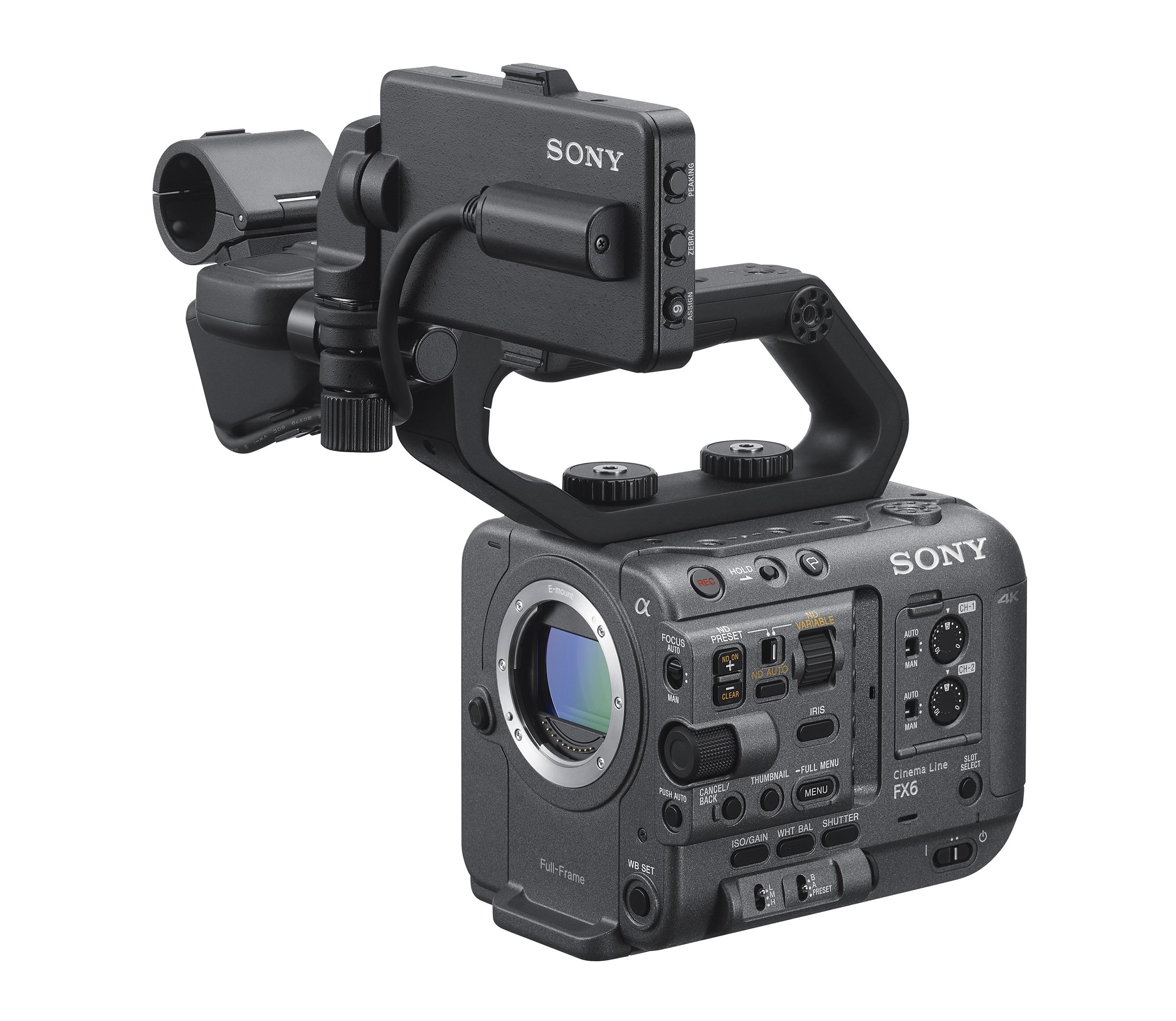 ILME-FX6-3-quarter-View-Body-Handle-LCD