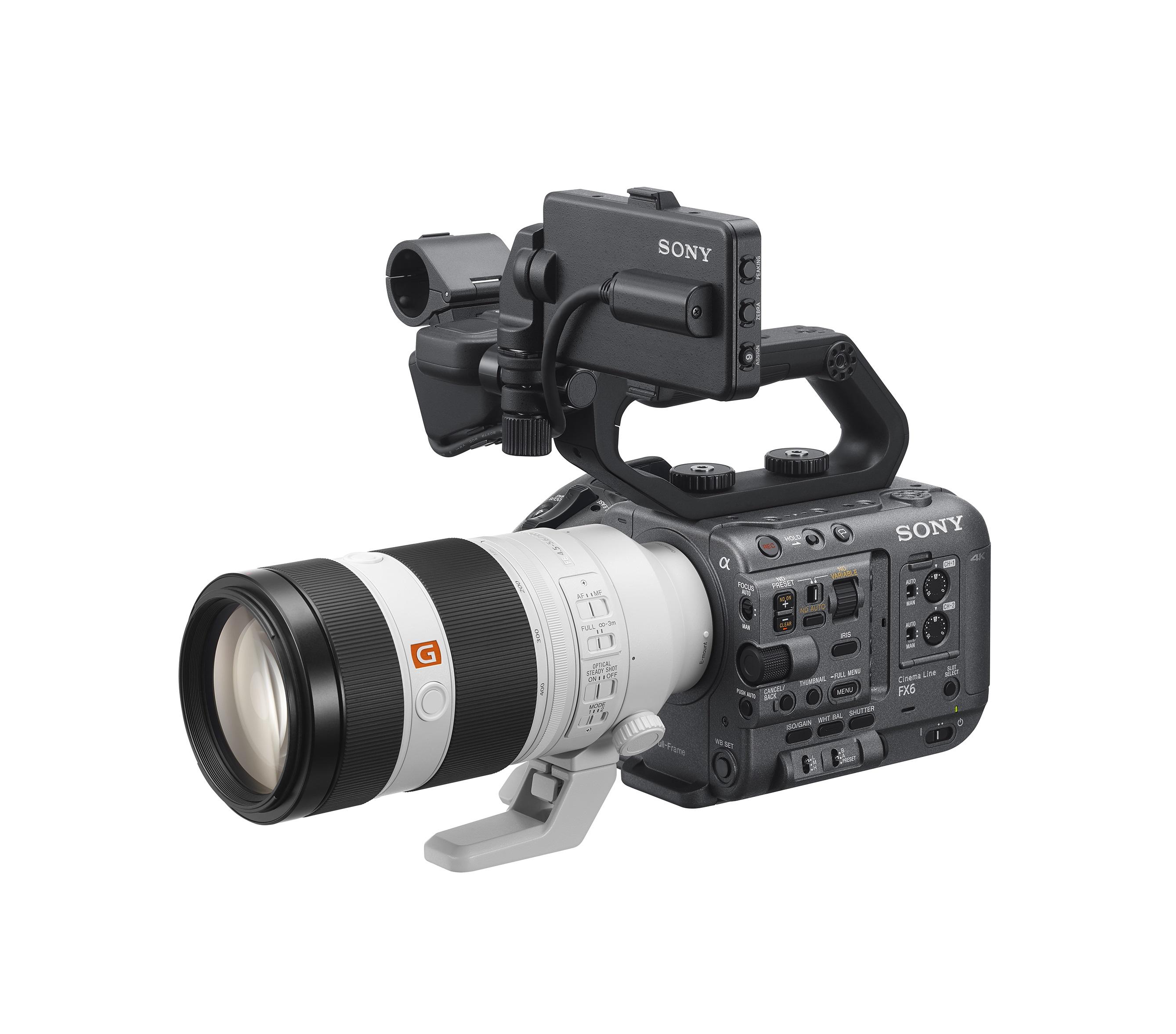 ILME-FX6-3-quarter-View-with-SEL100F400GM