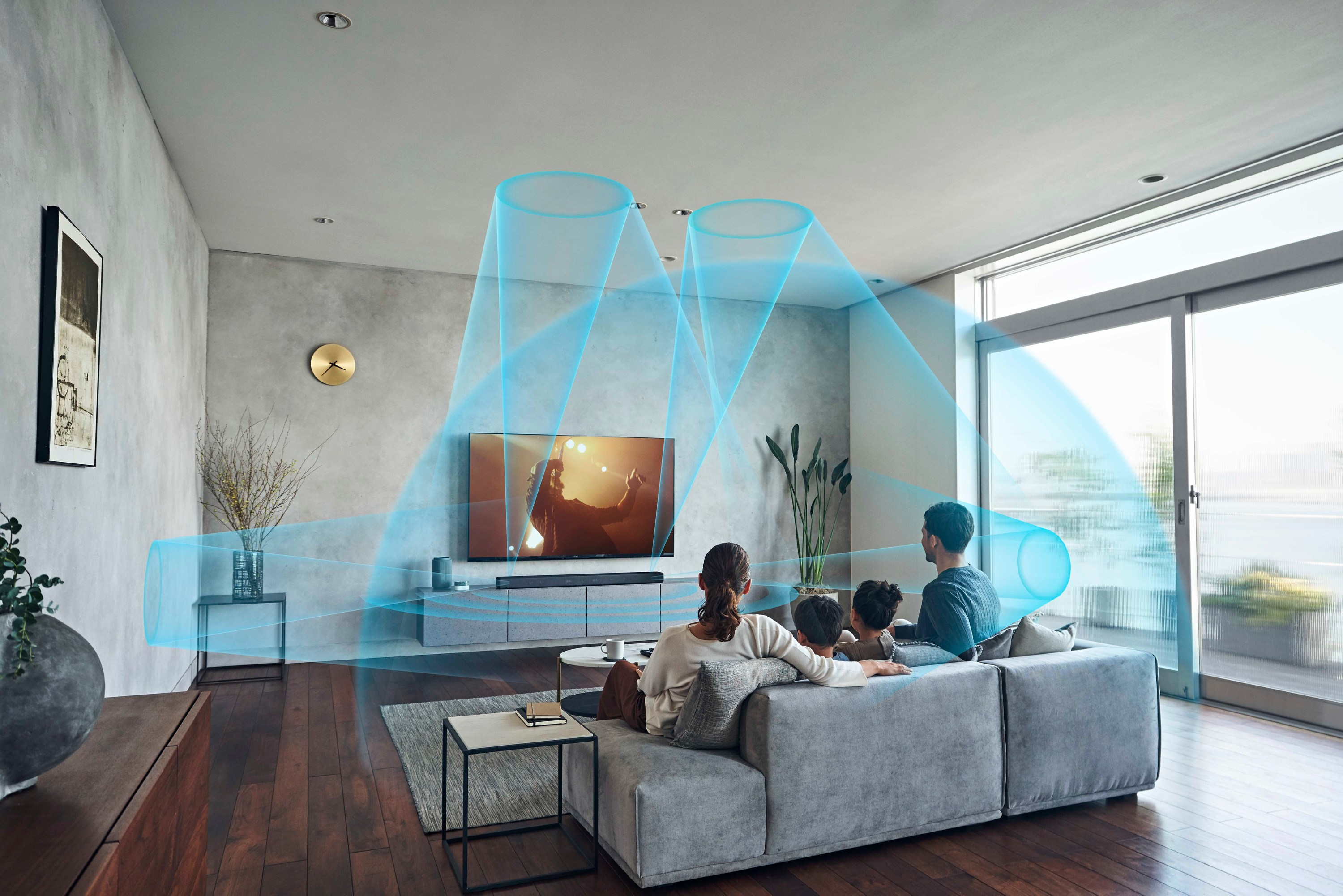 Sony Raises the Bar for Best-in-Class Surround Sound  with new HT-A9 and Flagship HT-A7000 Home Theater Systems