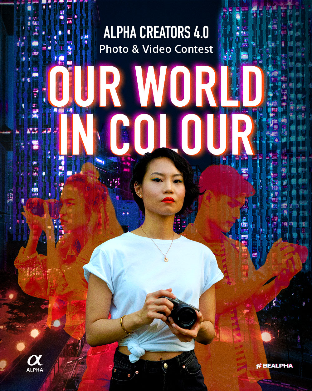 Sony Launches Alpha Creators 4.0 Contest For Millennials To Explore The Colours Of Singapore