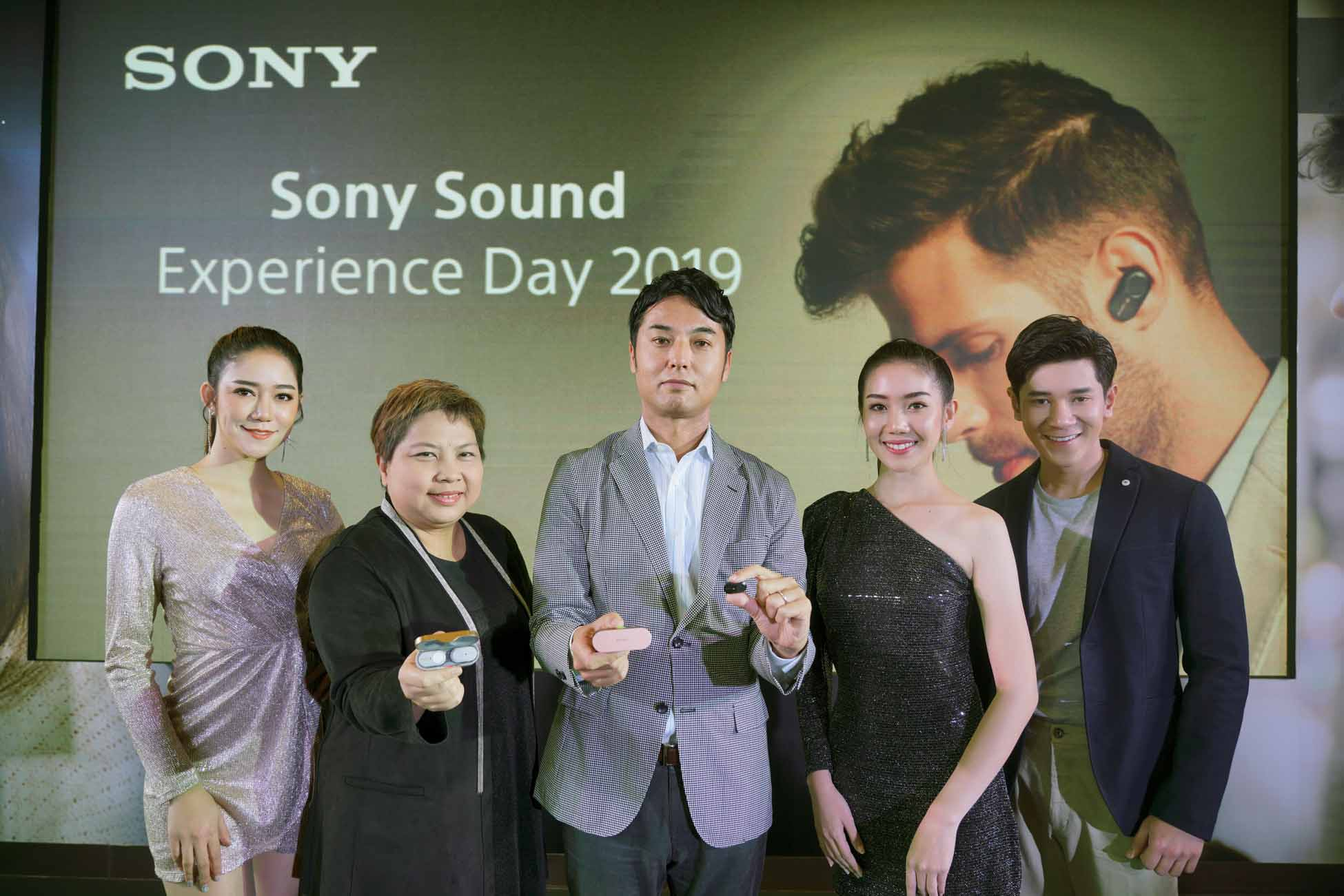 โซนี่ไทยย้ำภาพผู้นำวงการเทคโนโลยีหูฟังสุดล้ำ ส่ง WF-1000XM3 ปลุกกระแสตลาดหูฟังไร้สายตัดเสียงรบกวนคุณภาพสูง