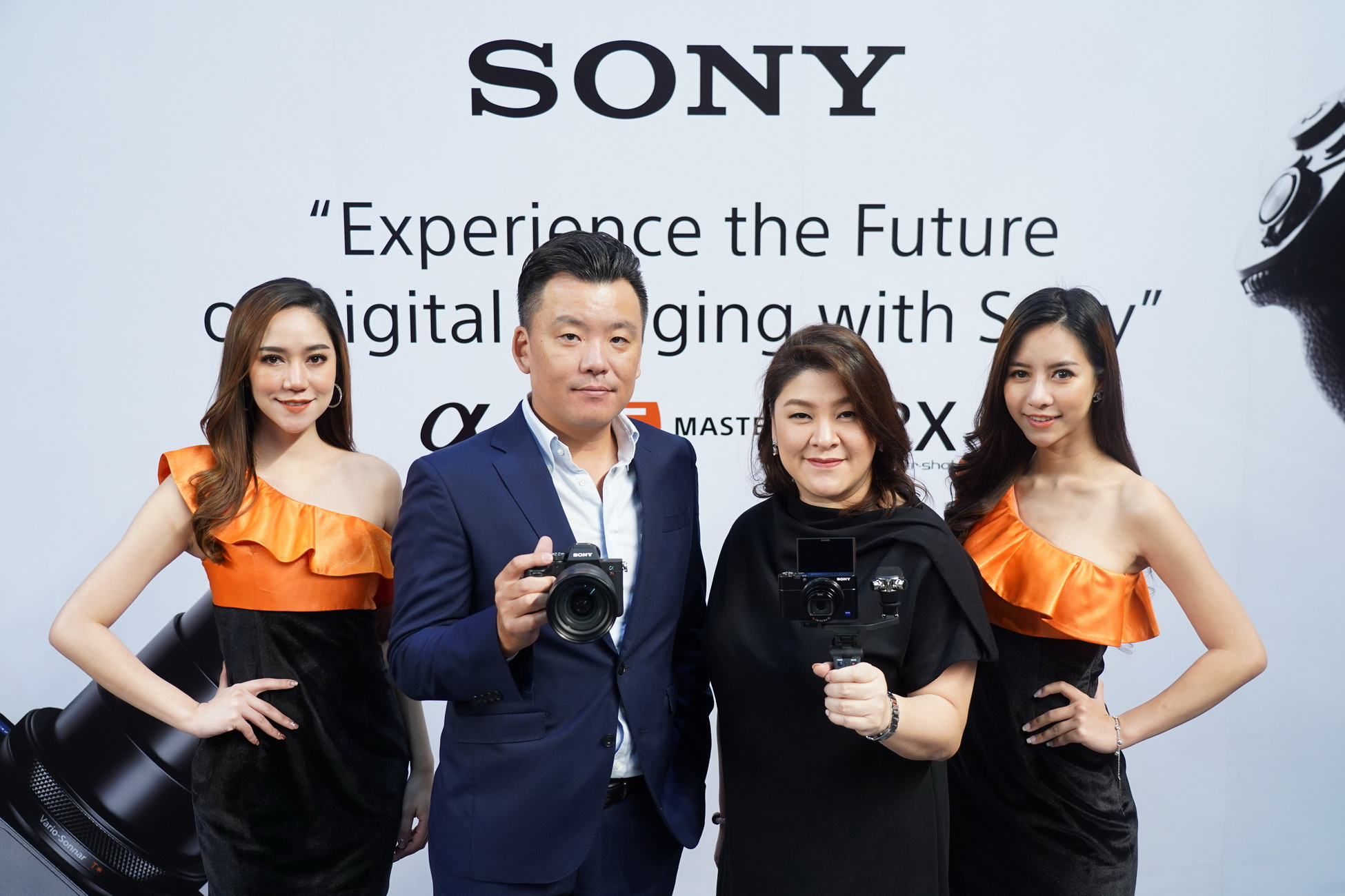 Experience the Future of Digital Imaging with Sony