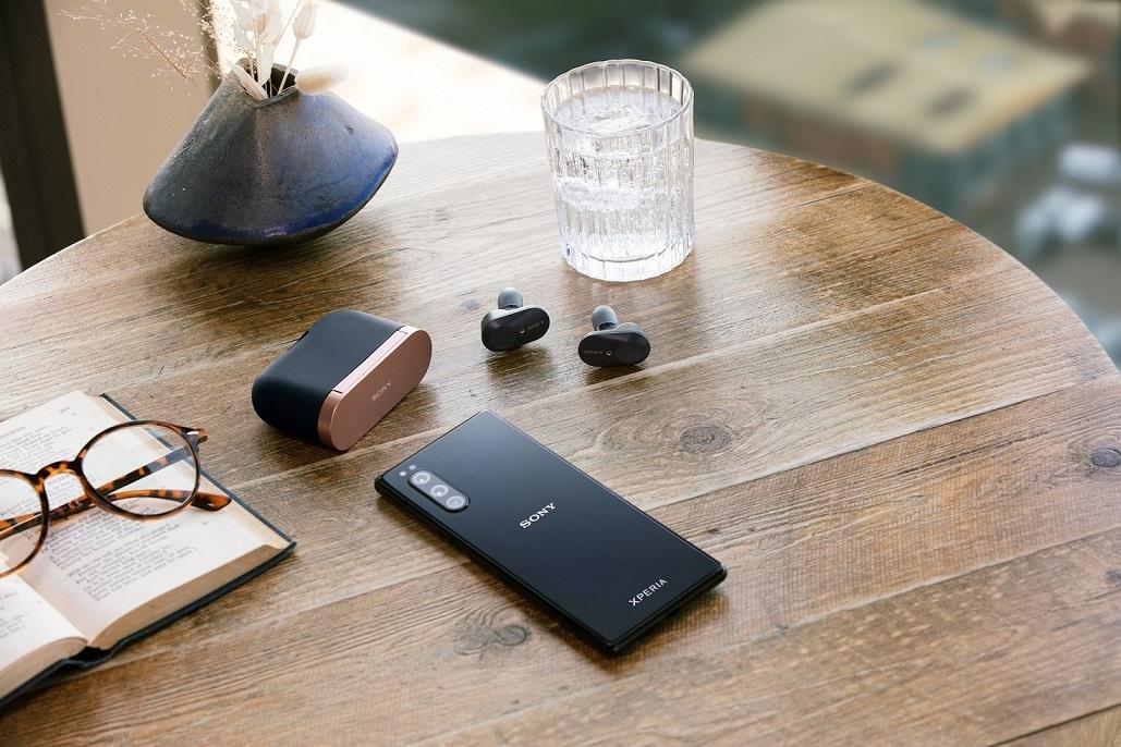 โซนี่ไทยเปิดจองสมาร์ทโฟน XPERIA 5  ดีเดย์ 25 ตุลาคม ศกนี้ ที่โชว์รูมโซนี่สโตร์