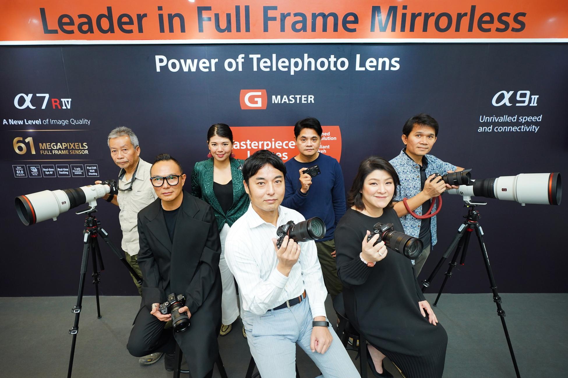 โซนี่ไทย ยกขบวนกล้องเลนส์รุ่นล่าสุดโชว์ศักยภาพเต็มพิกัด พร้อมโปรโมชั่นสุดคุ้มส่งท้ายปี ในงานมหกรรม Photo Fair 2019