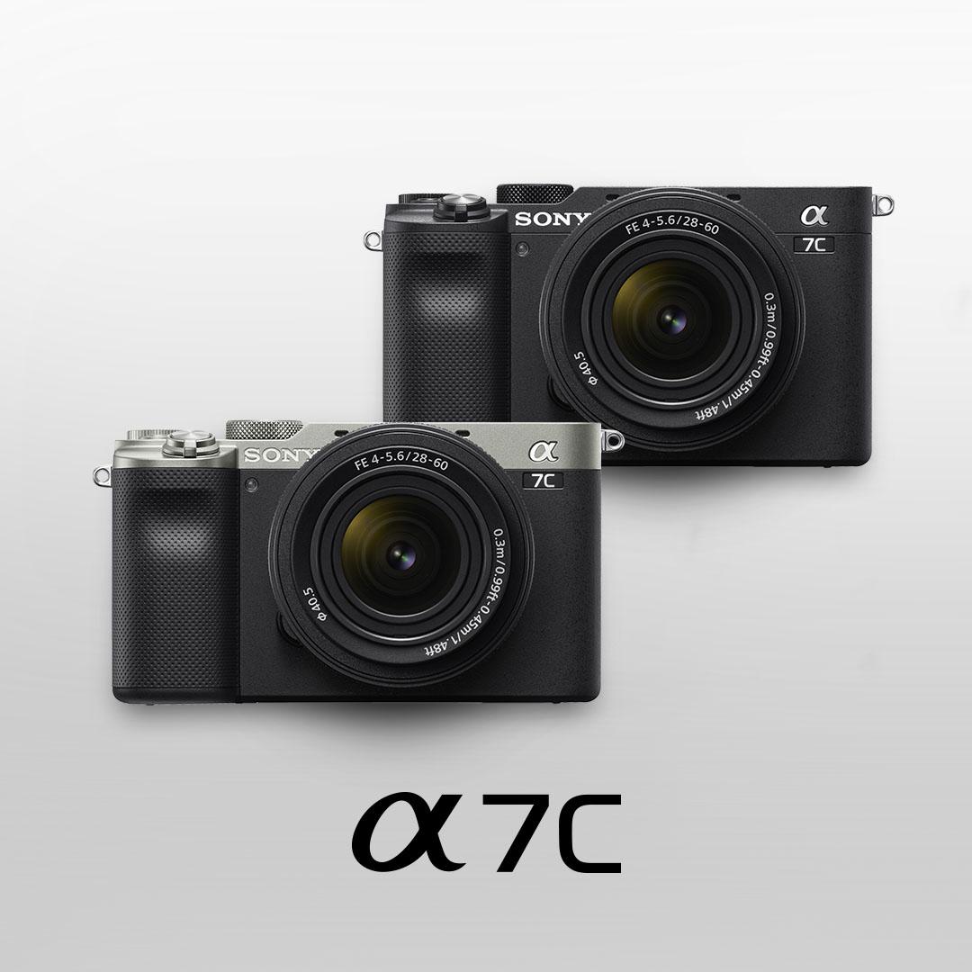 โซนี่ไทย ดีเดย์เปิดจองกล้อง Alpha 7C กล้องฟูลเฟรมที่เล็กที่สุด และเบาที่สุดในโลก พร้อมออกสตาร์ทแคมเปญ Full Frame One Hand #CoolMera  เจาะกลุ่ม Gen Y สร้างสรรค์ไลฟ์ใหม่ของการถ่ายภาพ
