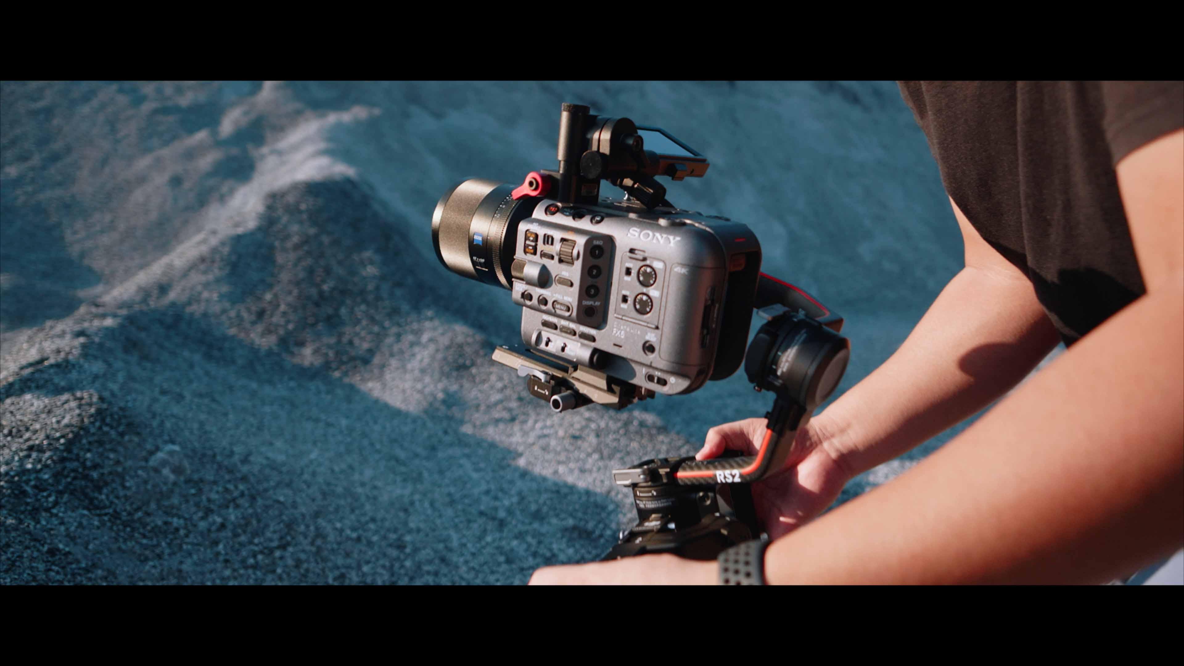 โซนี่ไทย เดินหน้าขยายไลน์กล้องถ่ายทำภาพยนตร์มืออาชีพ พร้อมเปิดตัว FX6 Full-frame Professional Camera ตัวแรก