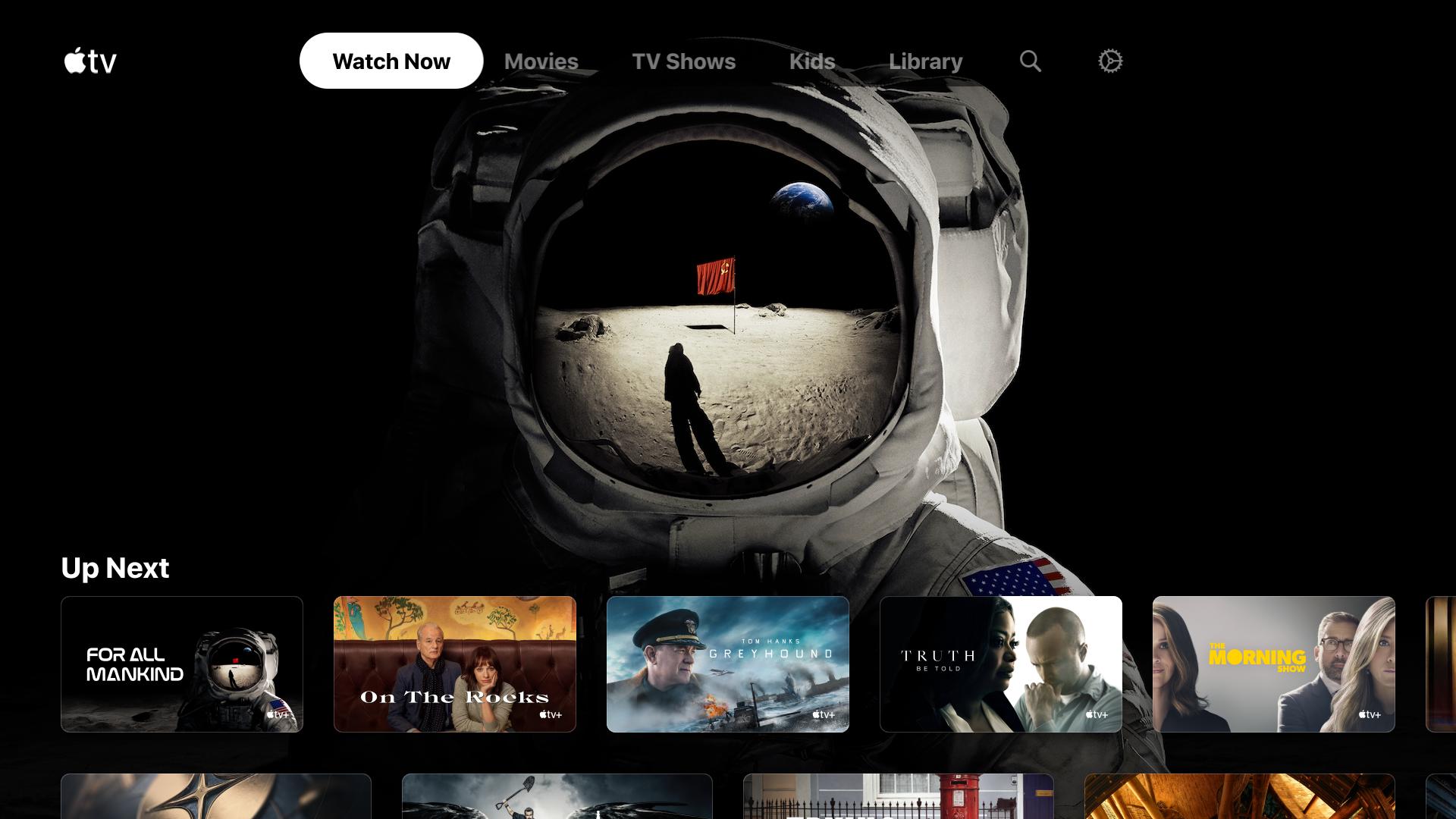 โซนี่เปิดตัวแอพ Apple TV บนสมาร์ททีวีหลายรุ่น