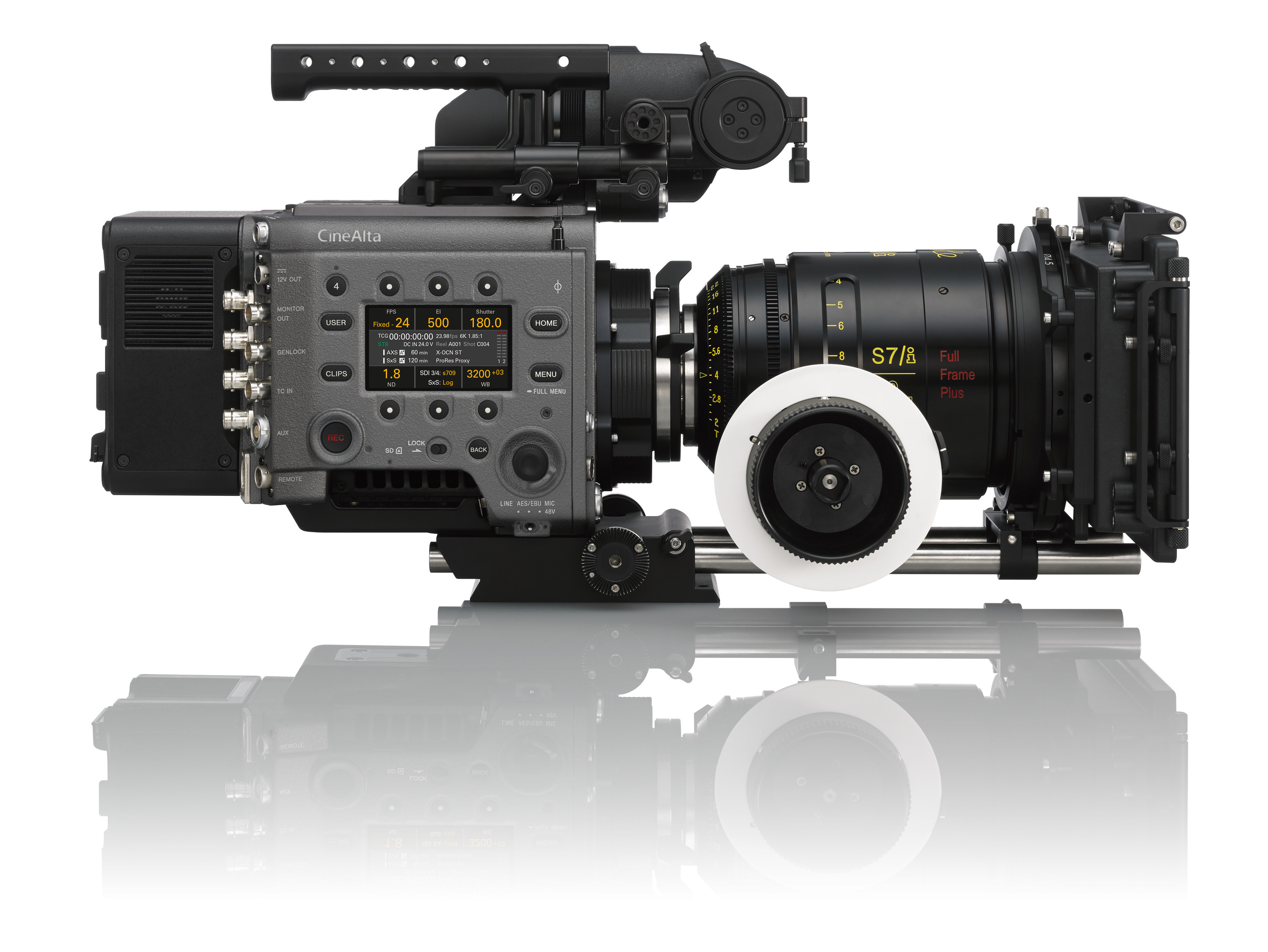 "Sony VENICE Camera System Used to Capture Latest Feature Film, ""Official Secrets"""