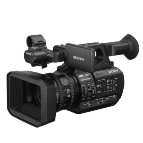 Sony's New PXW-Z190 XDCAM Handheld Camcorder Delivers  4K 50p/60p Imagery with Three 1/3-type Exmor R CMOS Image Sensors