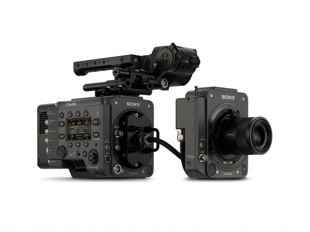 SONY VENICE 3 0 FIRMWARE & EXTENSION HEAD ANNOUNCED