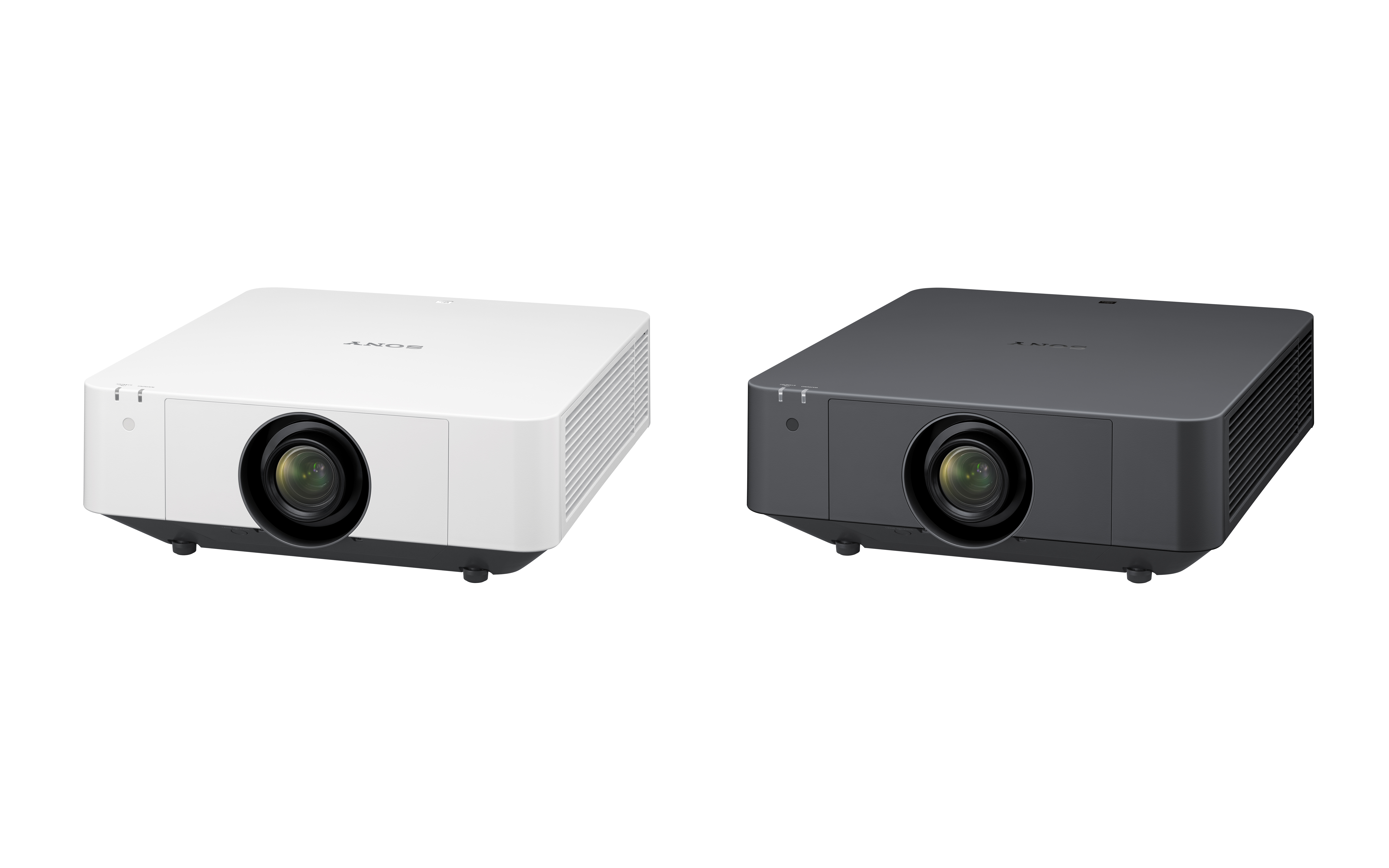 Sony Introduces Two Laser Projectors Using Newly Developed LCD Panels to Deliver High-contrast Images with Enhanced Clarity for Universities, Corporate Organizations, Churches, Entertainment and Museums