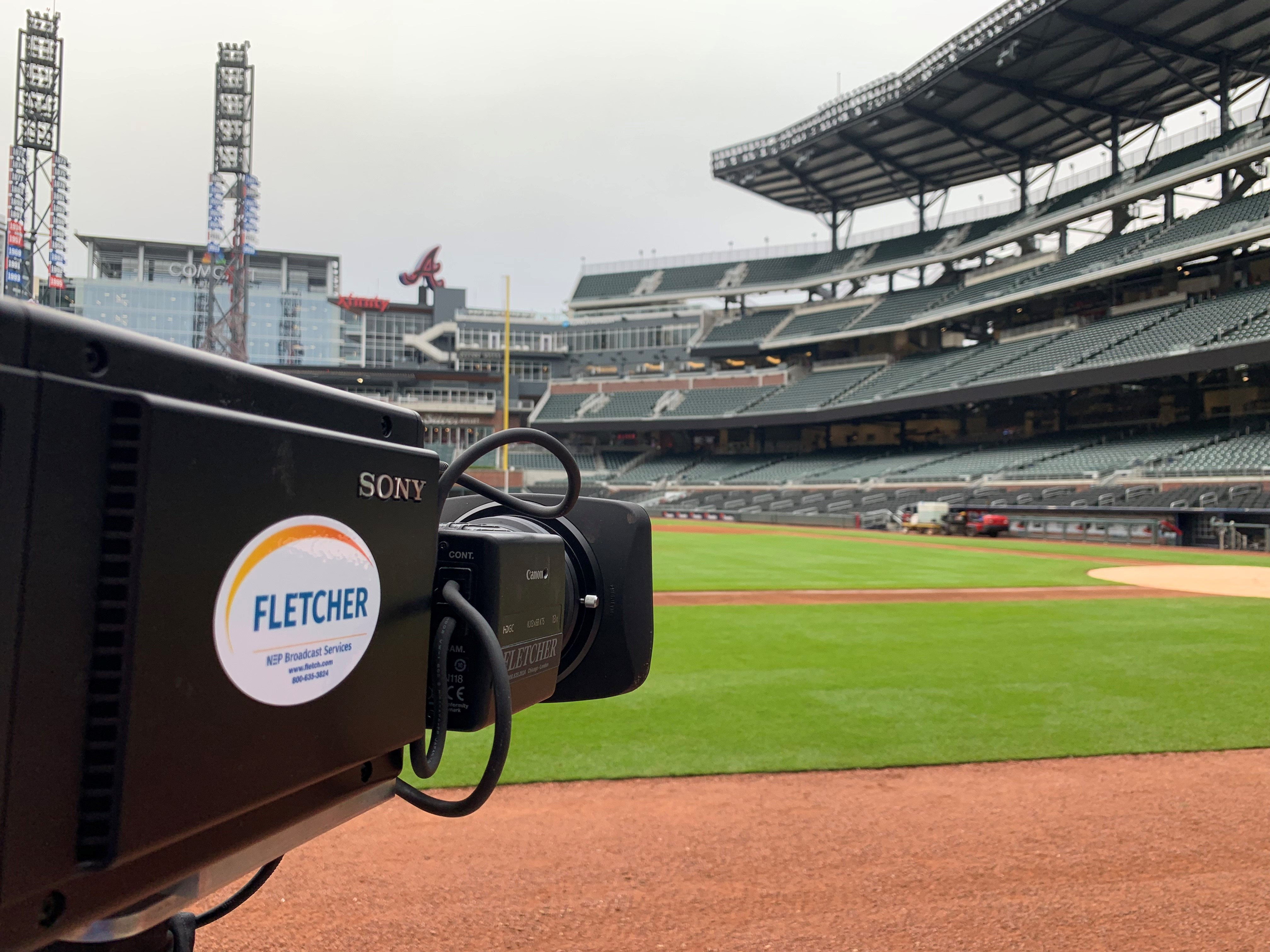 Fletcher Offers a Front Row View with Sony's Compact HDC-P50 4K/HD POV System Camera