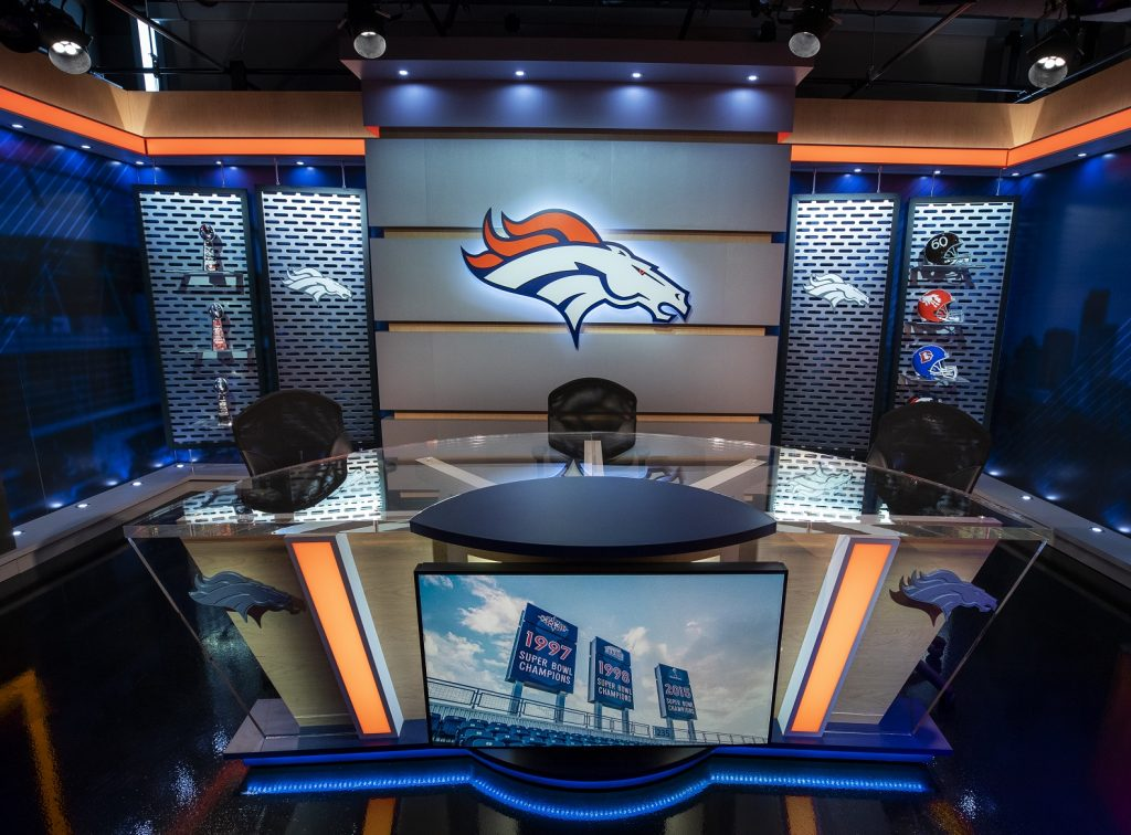 Denver Broncos Studio