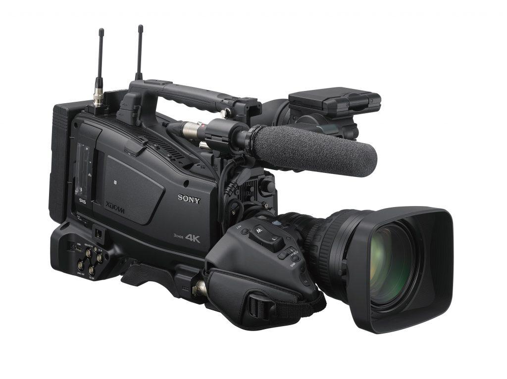 PXW-Z750 XDCAM Camcorder