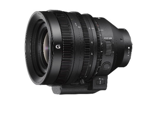 Sony Unveils Full-frame E-Mount Cinema Lens FE C 16-35mm T3.1 G, Designed for High Optical Performance and Reliable Operability
