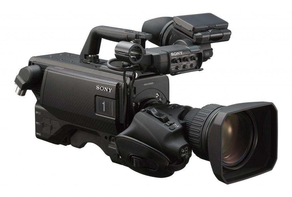 Sony HDC-3500 Live Production Camera System