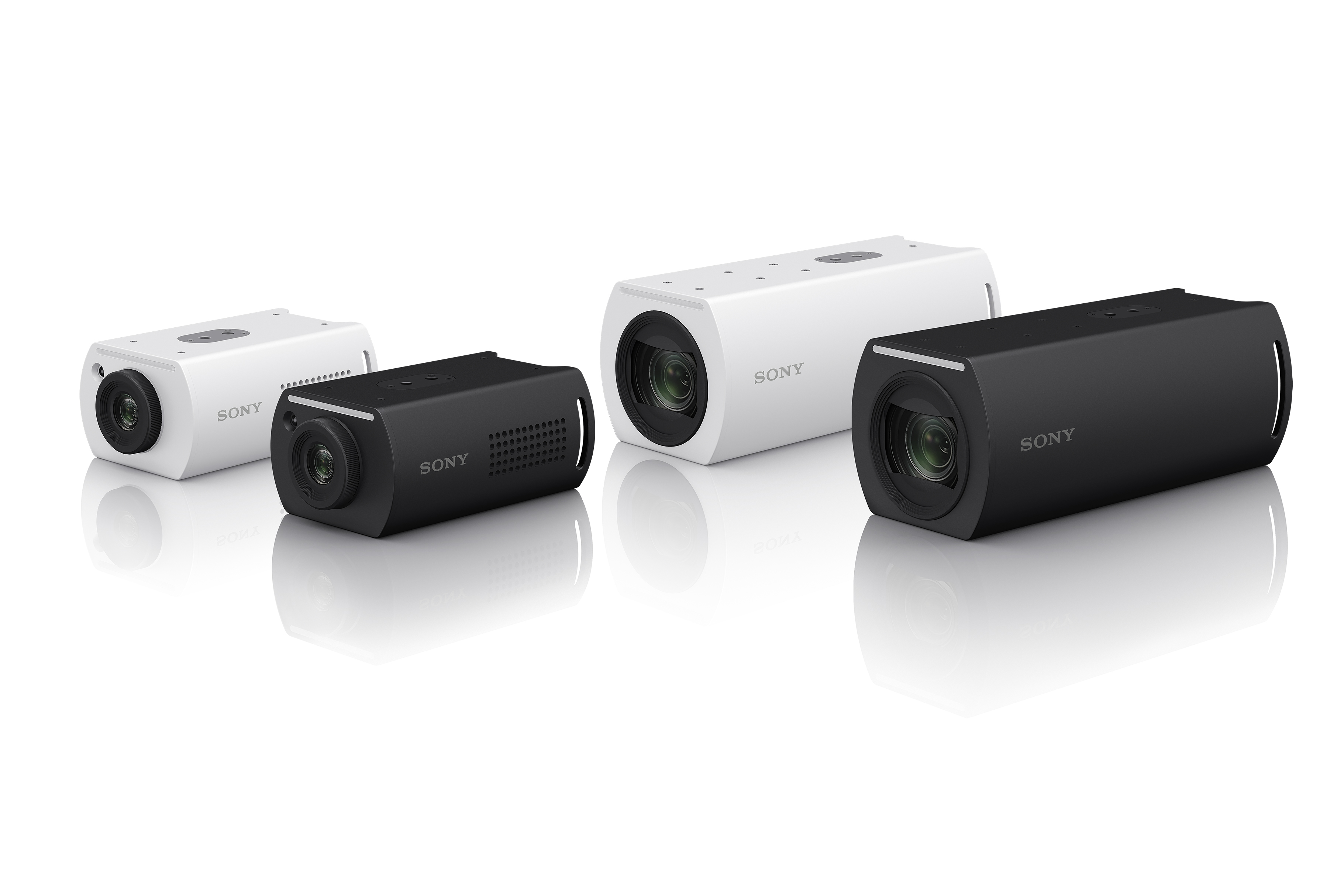 Sony Introduces Optimal Flexibility in Remote Communication, Monitoring and Content Production with Latest 4K 60P Cameras