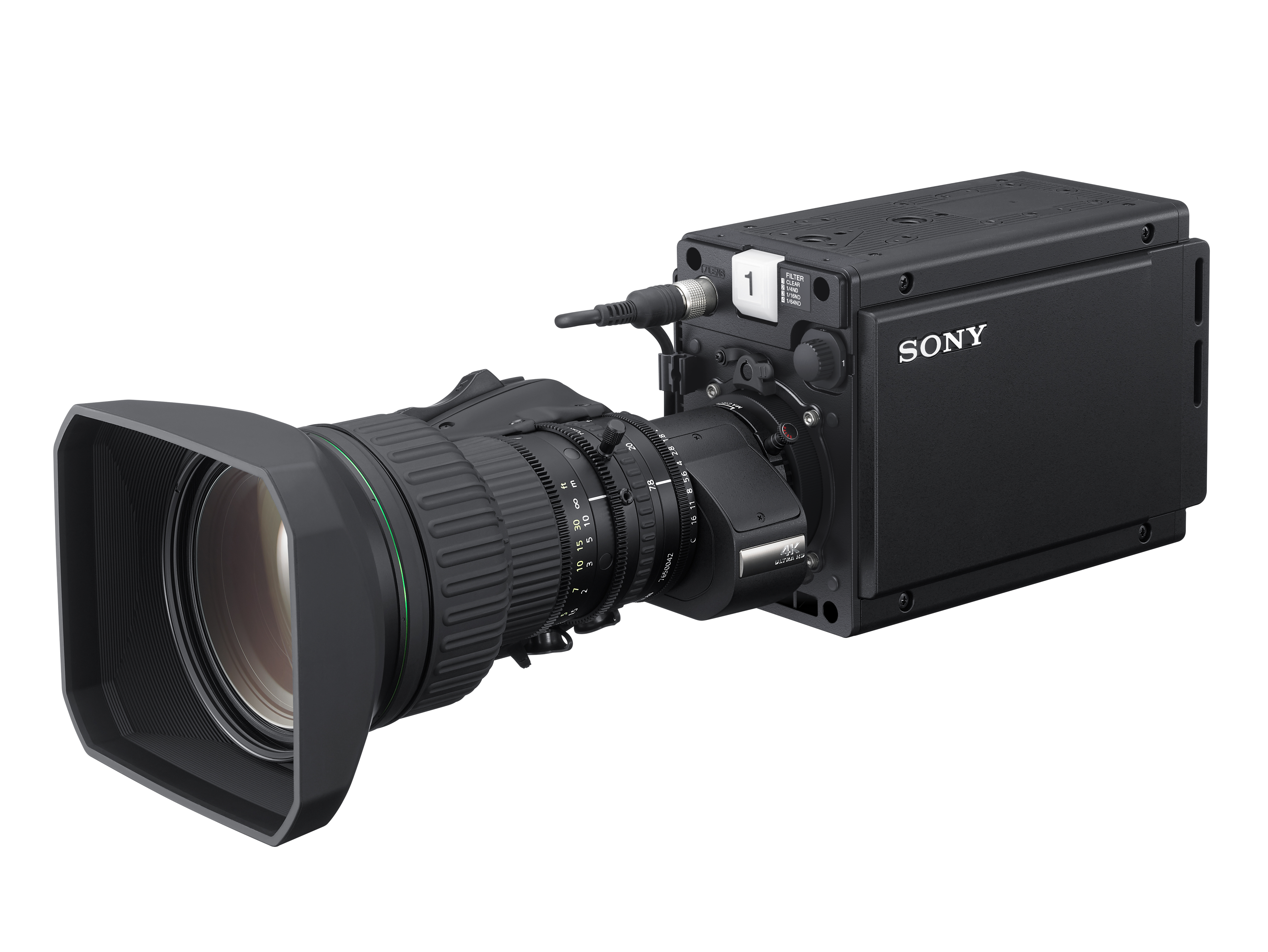 Sony Announces HDC-P31, a Multi-Purpose Point of View System Camera with Enhanced Remote Features and Advanced HDR Workflows