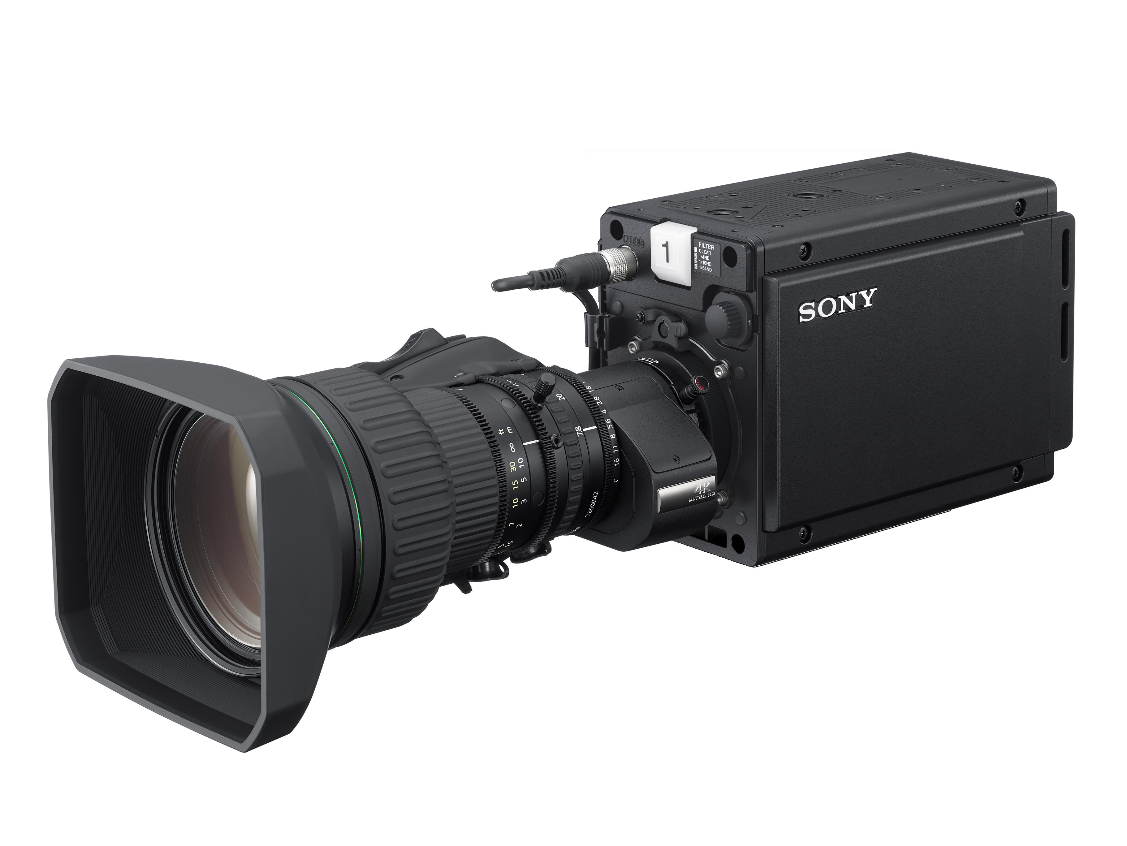 Sony dévoile son HDC-P31, un système de caméra multi-directionnel optimisé de fonctionnalités à distance et d'un flux de travail HDR avancé