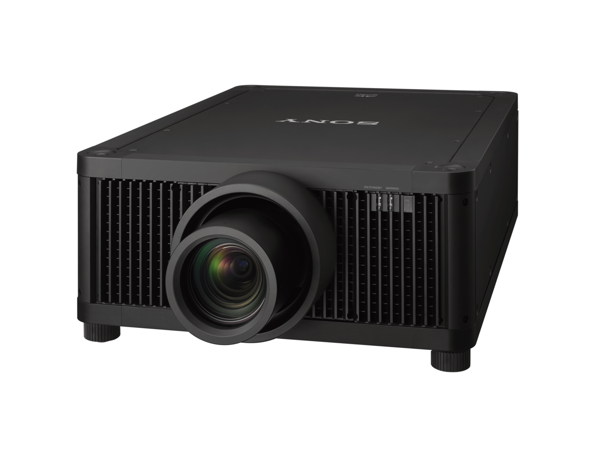 Sony dévoile un projecteur laser de calibre professionnel SXRD 4K phare pour les applications grand écran