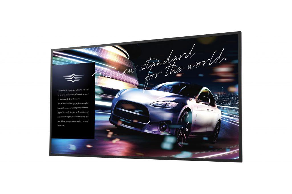 bravia 100-inch 4k hdr display