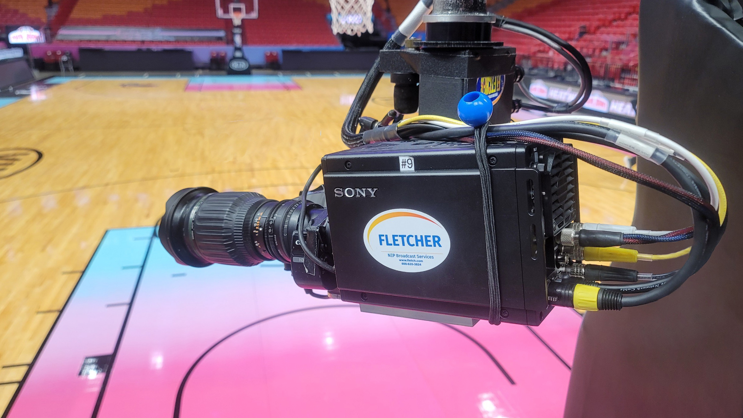 Fletcher Adds Sony's Compact, HDR Capable HDC-P31 POV System Cameras to Their Starting Lineup