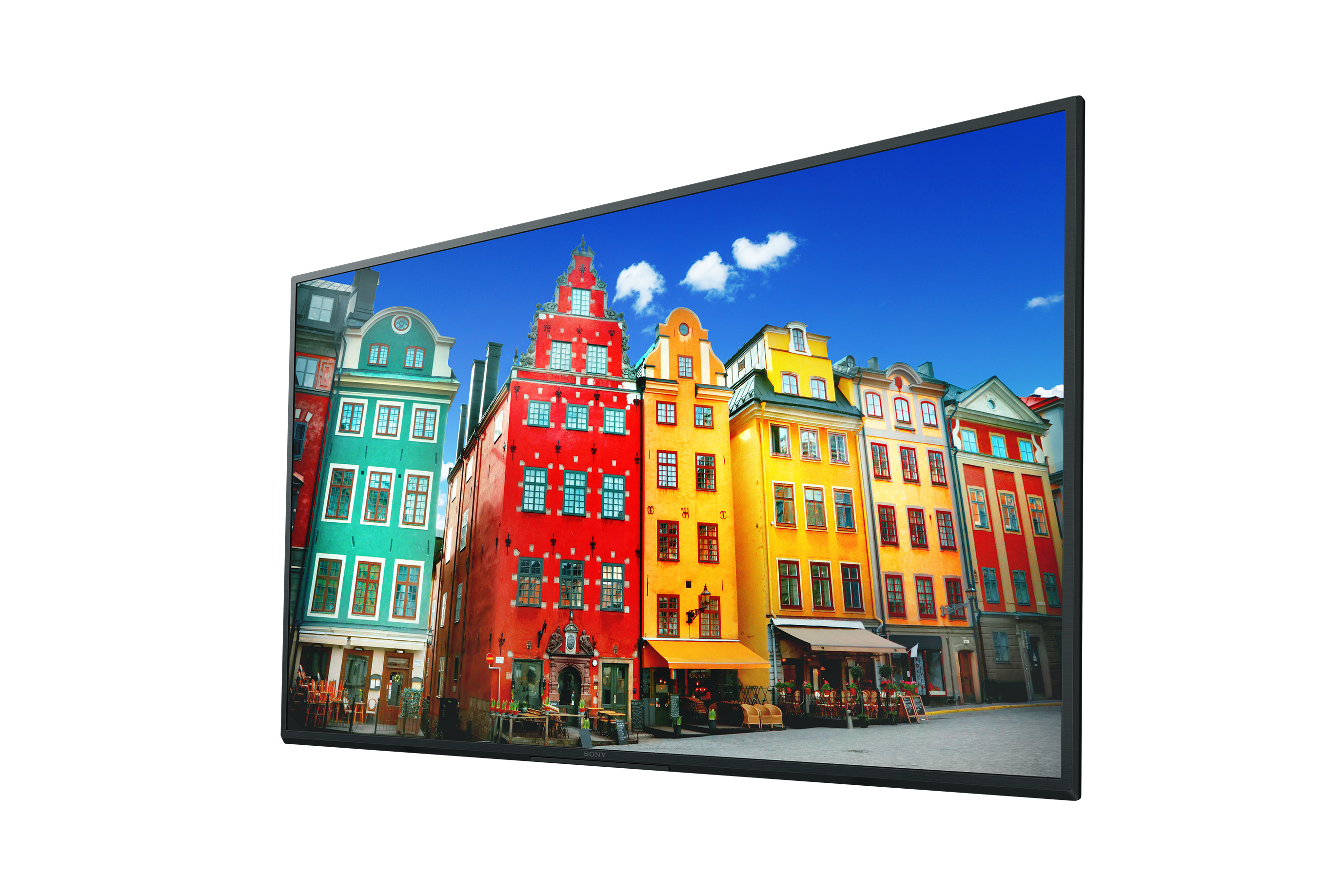 Sony Electronics Enhances Portfolio of Powerful BRAVIA® Professional Displays to Offer Additional Options Supporting High-End and Mid-Range B2B Needs