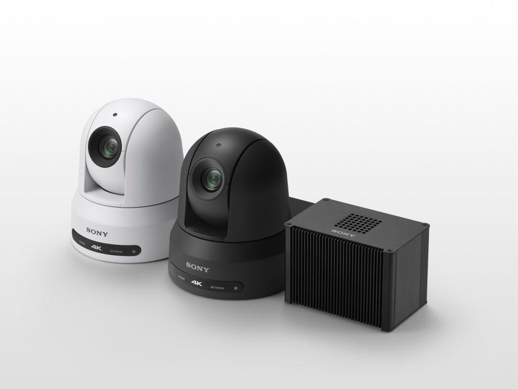 brc series family of ptz cameras with egde analytics