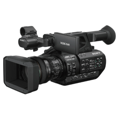 Sony's PXW-Z280, World's first 4K 3-chip Camcorder with new 1/2-type Exmor R CMOS Image Sensors Redefines Handheld Production Image Quality and Workflow